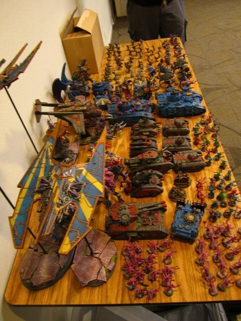 some of the 17,000 pts dakkas own magnusthered fielded