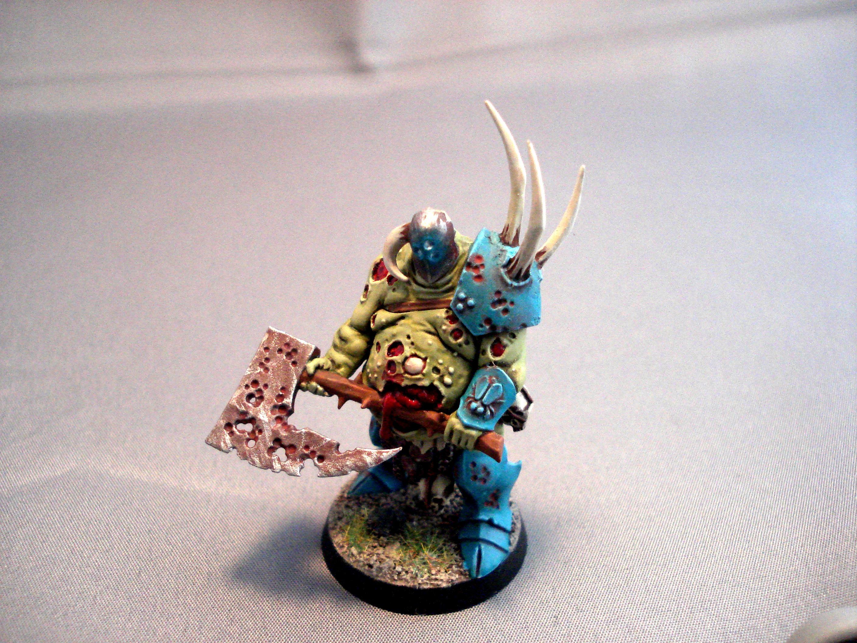 Chaos, Plaguebearers, Warhammer 40,000