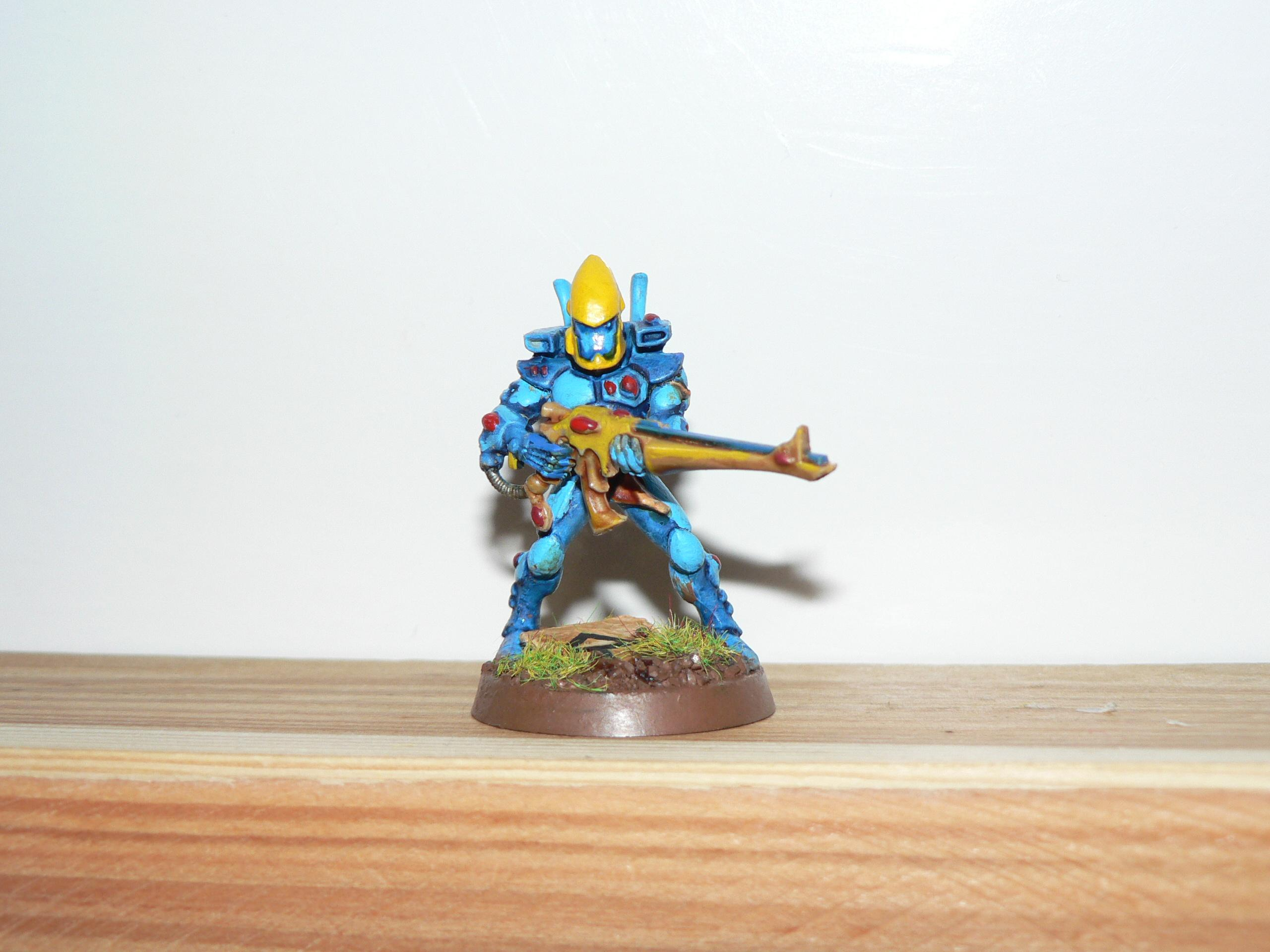 Alaitoc, Eldar, Guardians