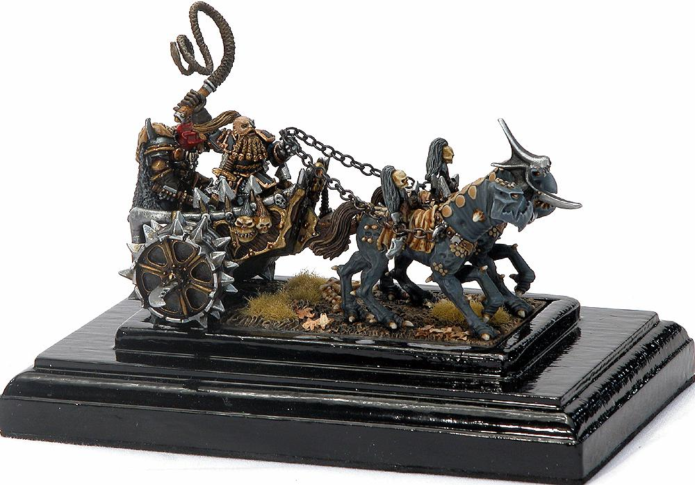 Chaos, Chariot, Conversion, Golden Demon, Warriors Of Chaos