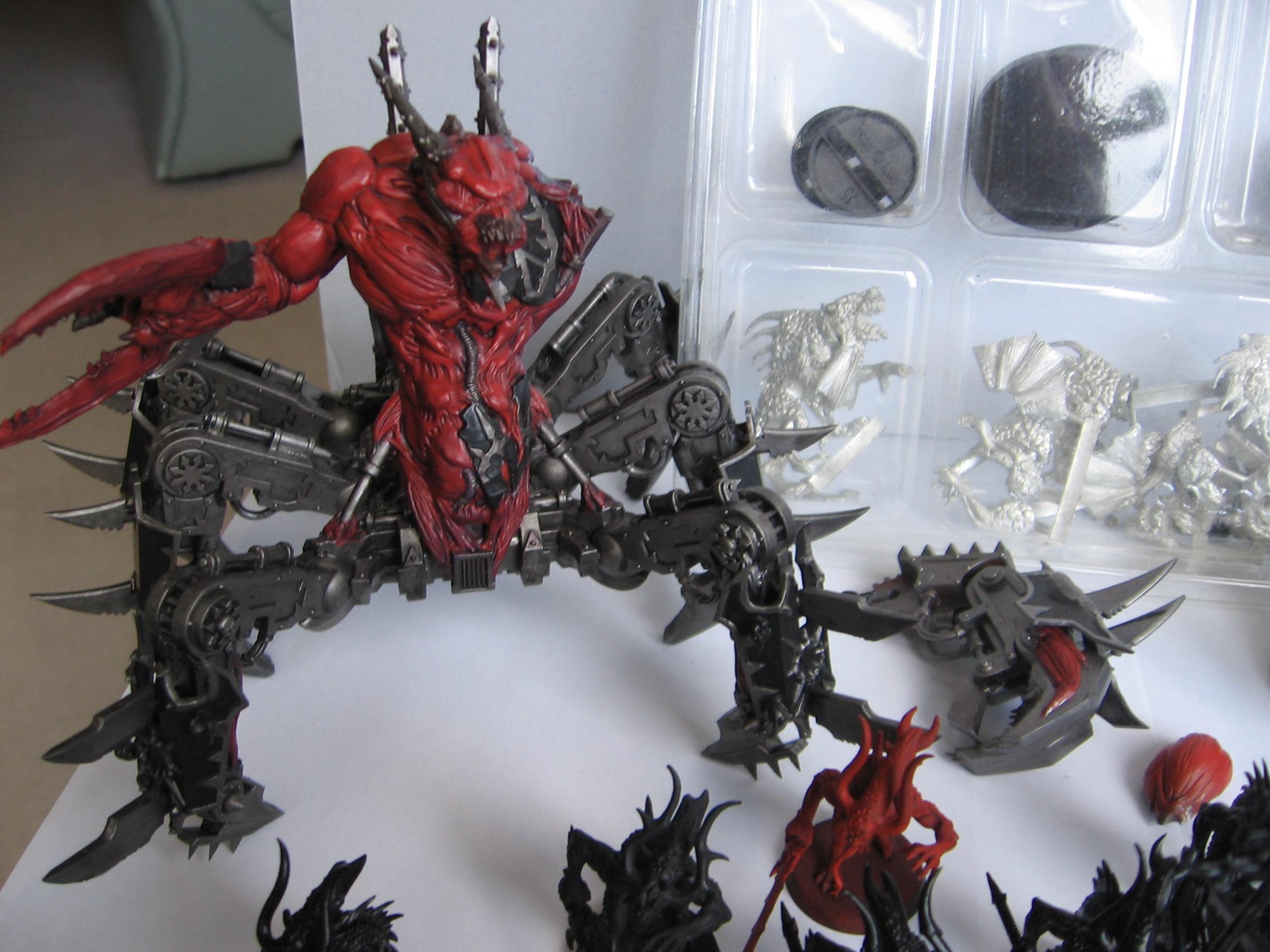 Daemons, Khorne, Soul Grinder