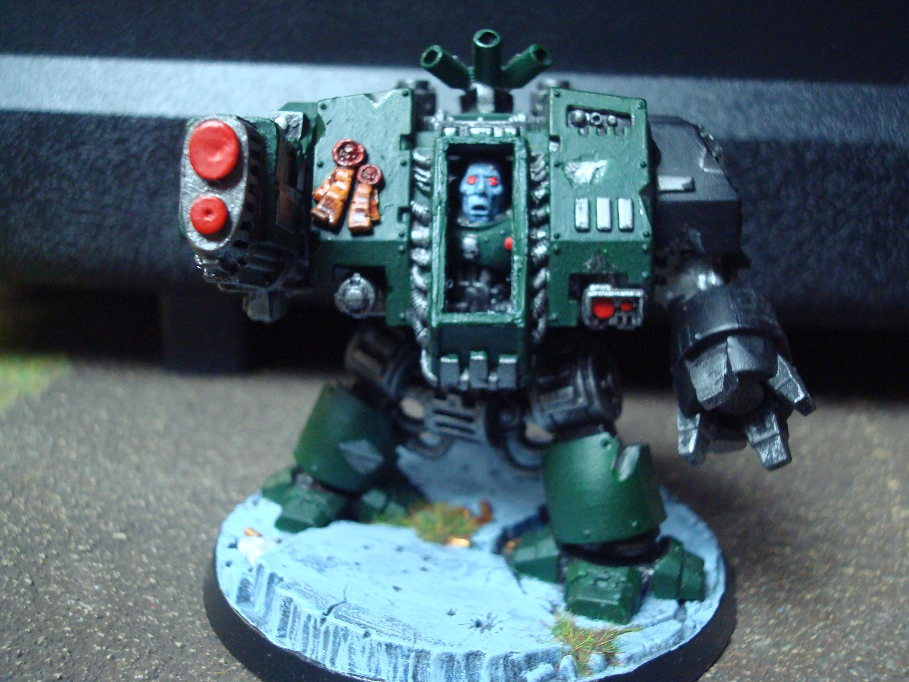 Dark Angels, Deathwing, Dreadnought, Terminator Armor
