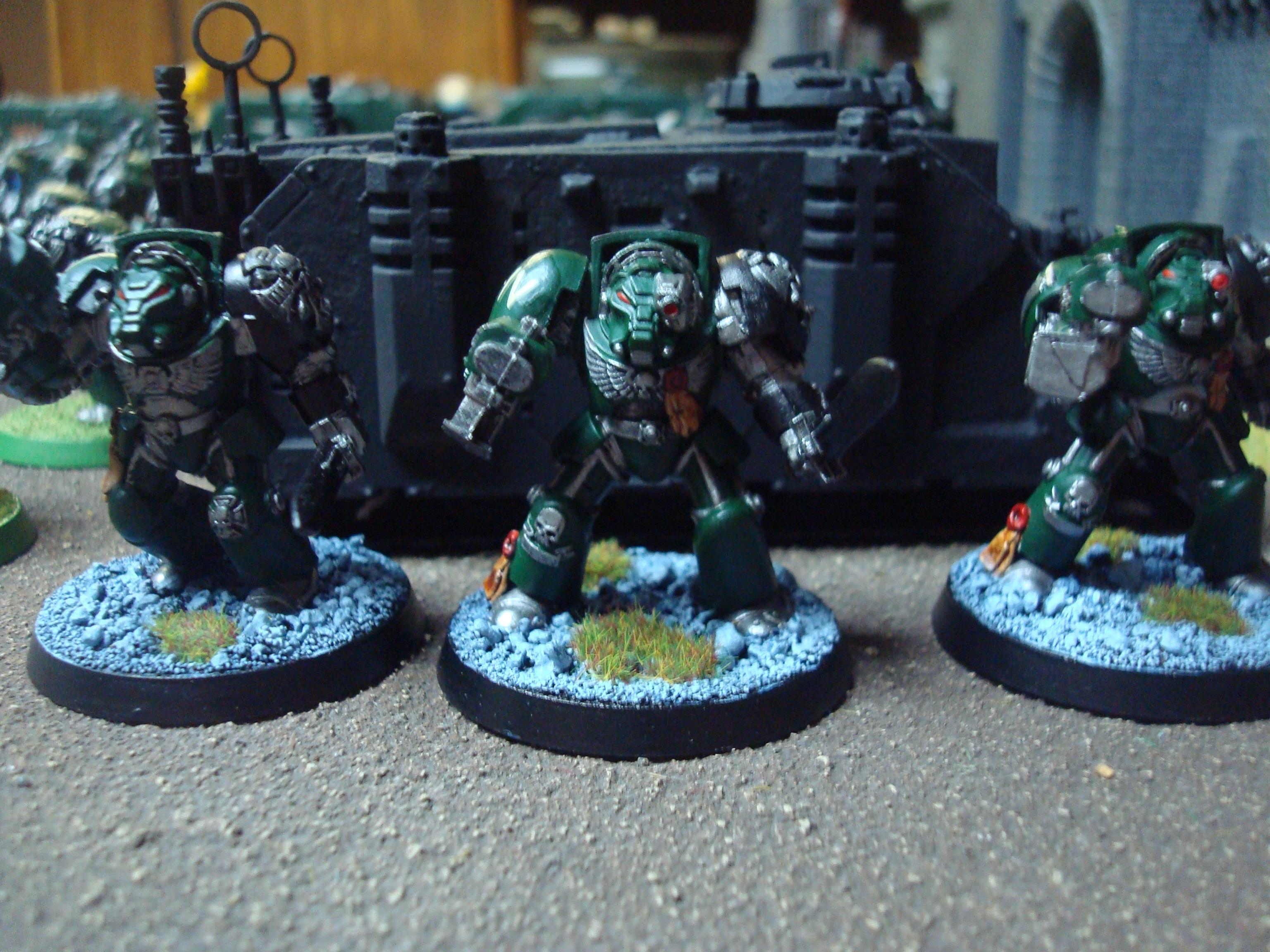 Dark Angels, Deathwing, Terminator Armor