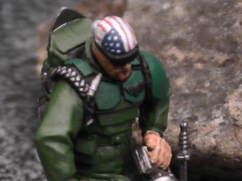America, Cadians, Imperial Guard, Marbo