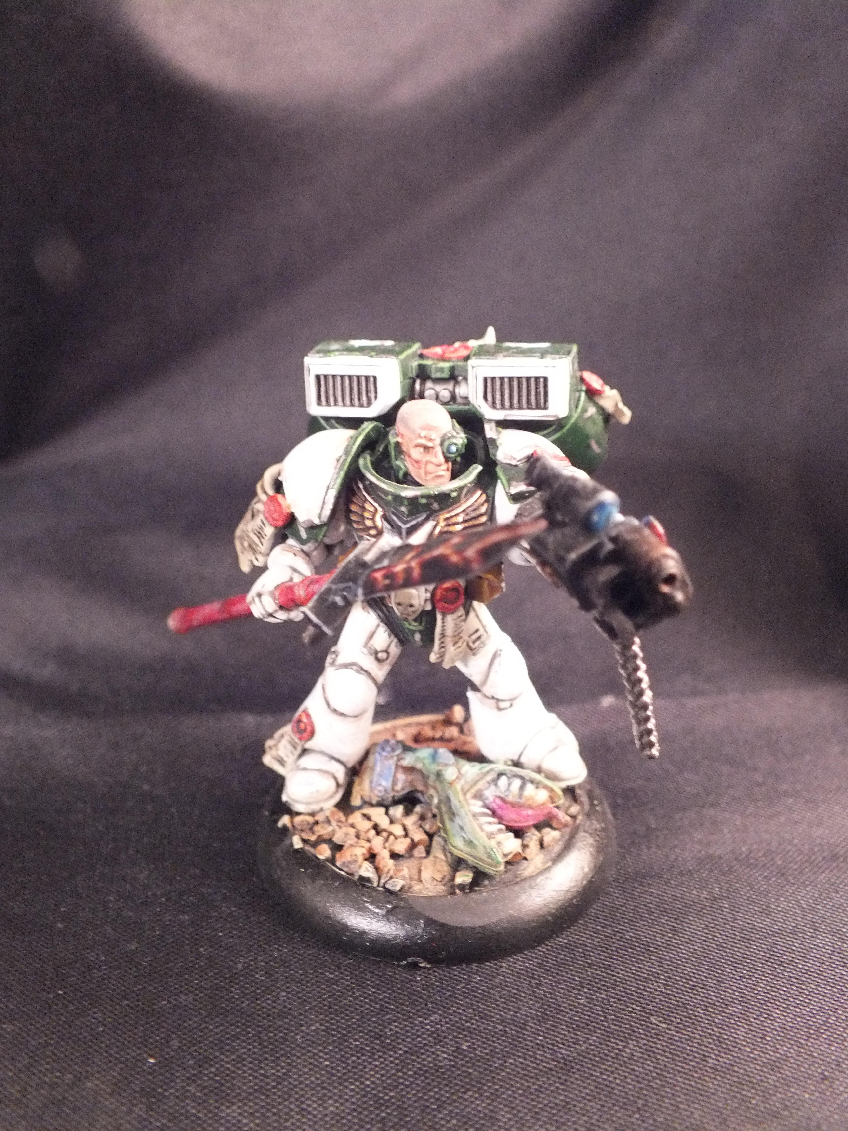 Mentor Legion, by Knightley