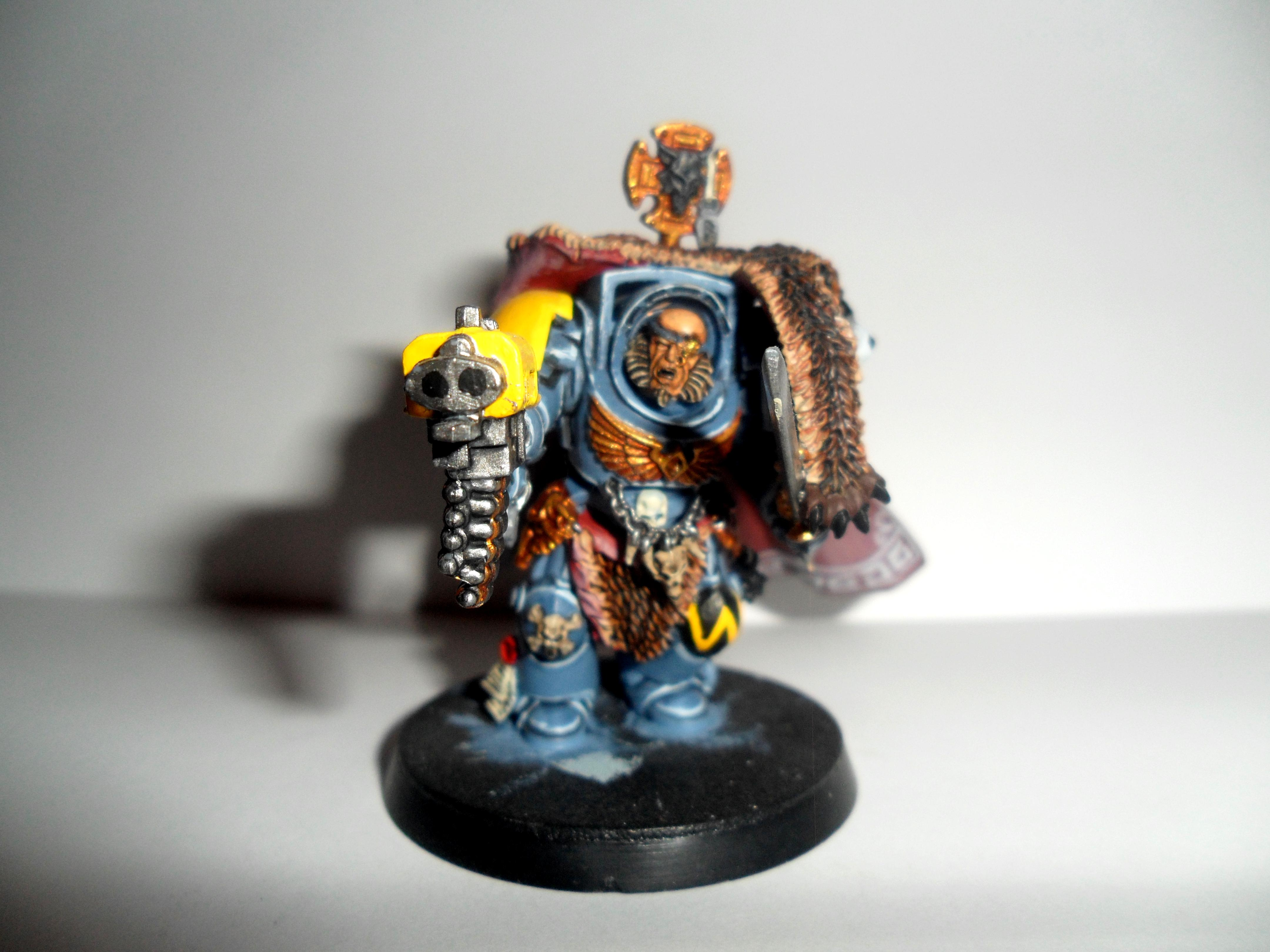 Space Wolves, wolf guard terminator