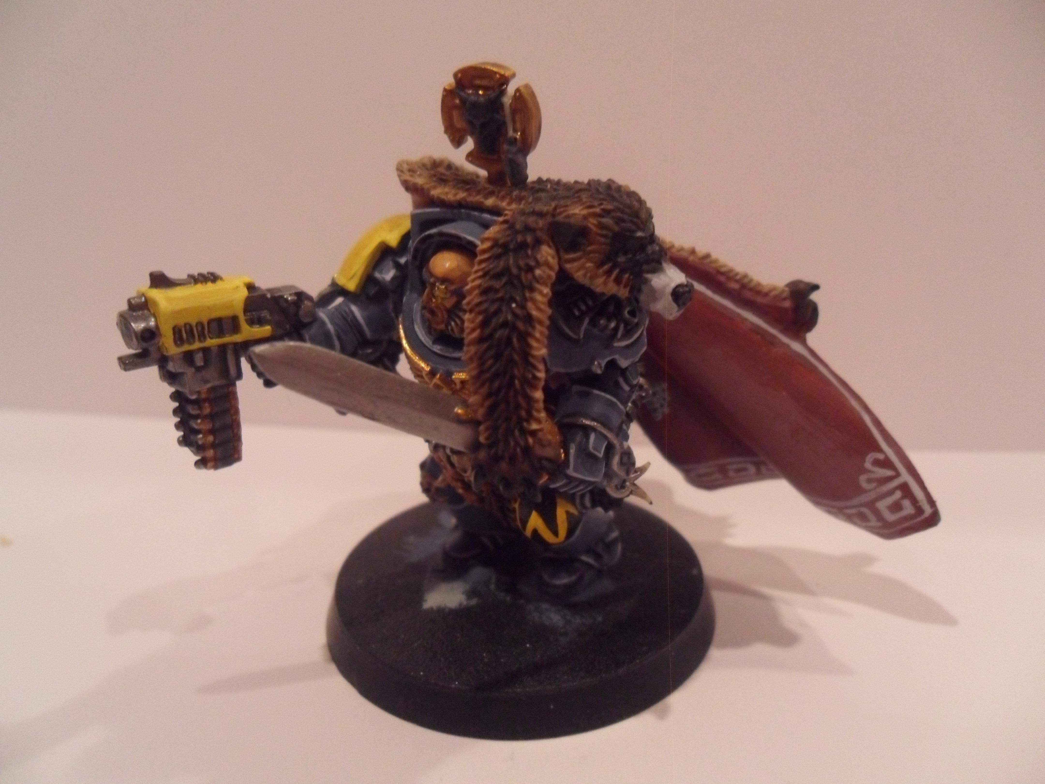 Space Wolves, Terminator Armor, Warhammer 40,000