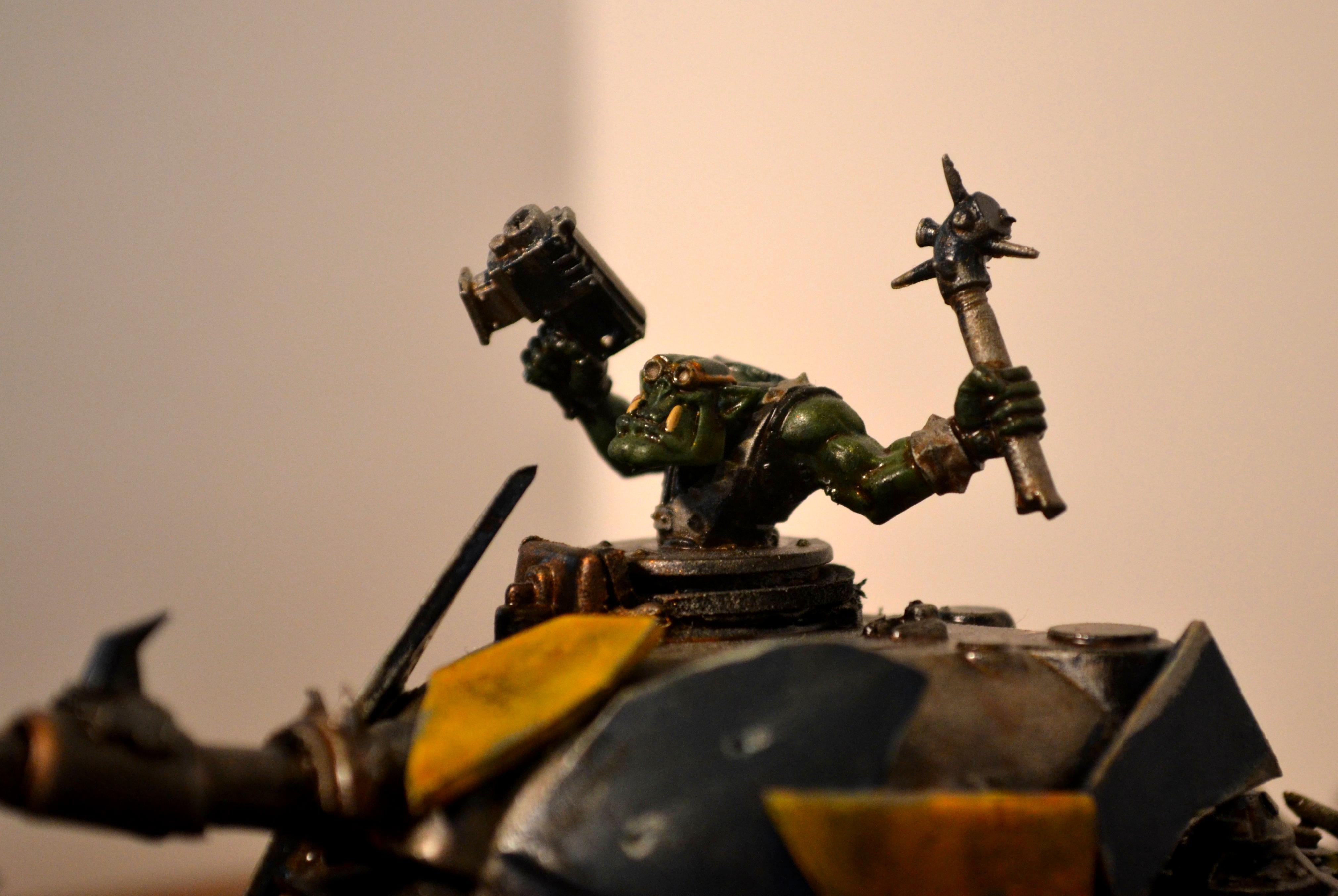 Conversion, Looted Wagon, Orks, Warhammer 40,000