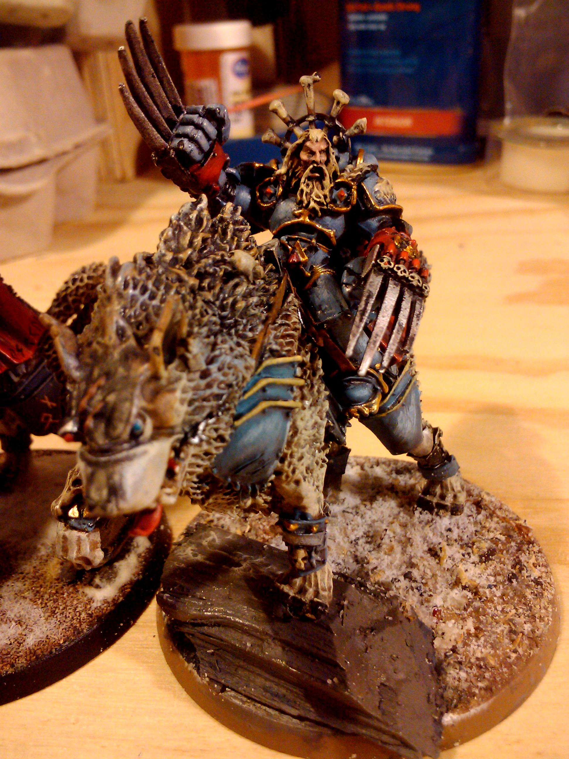 Canis, Canis Wolf Born, Canis Wolfborn, Conversion, Hobby, Kill Team, Lord, Magnetize, Scenario, Space Marines, Space Wolves, Sw, Thunder, Thunder Wolf, Wolf, Wolf Lord, Wolfborn