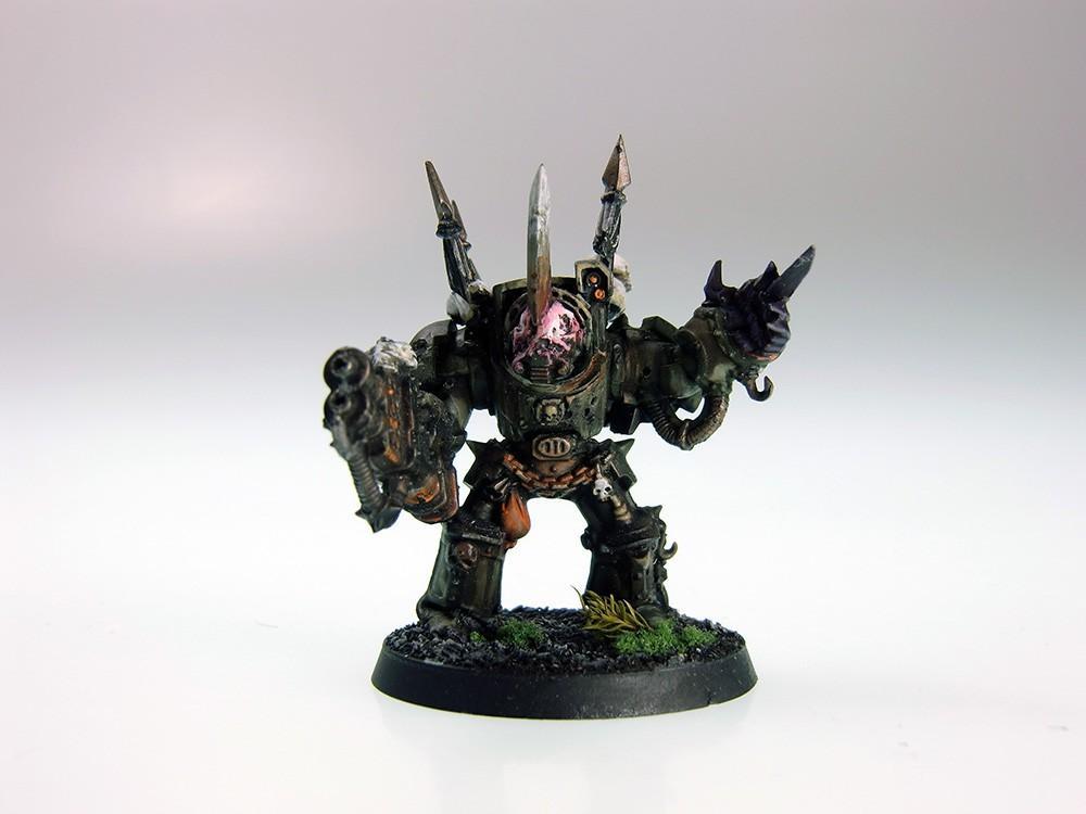 Nurgle Terminator