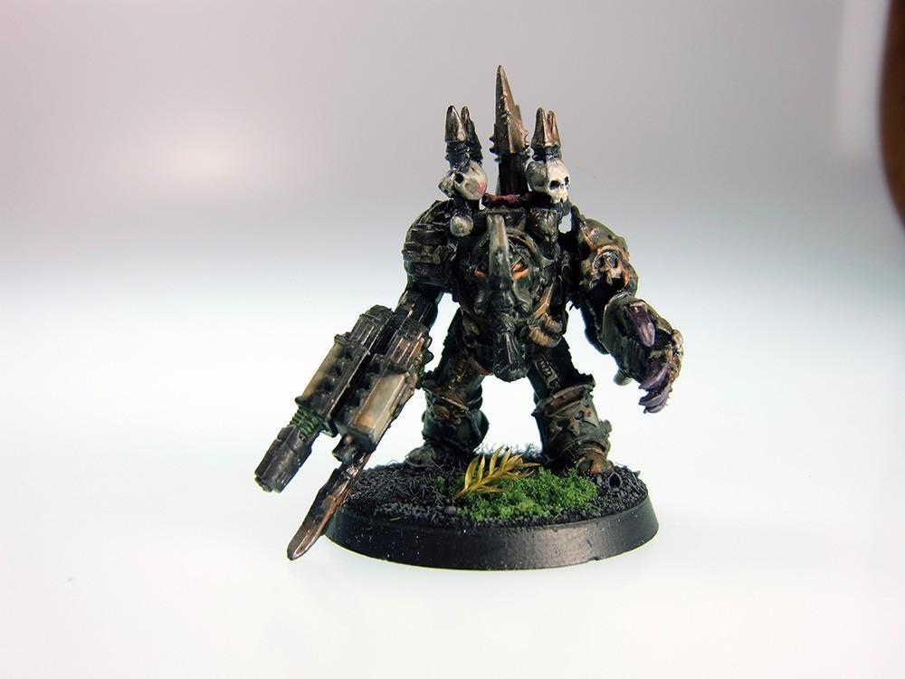 Death Guard, Terminator Armor