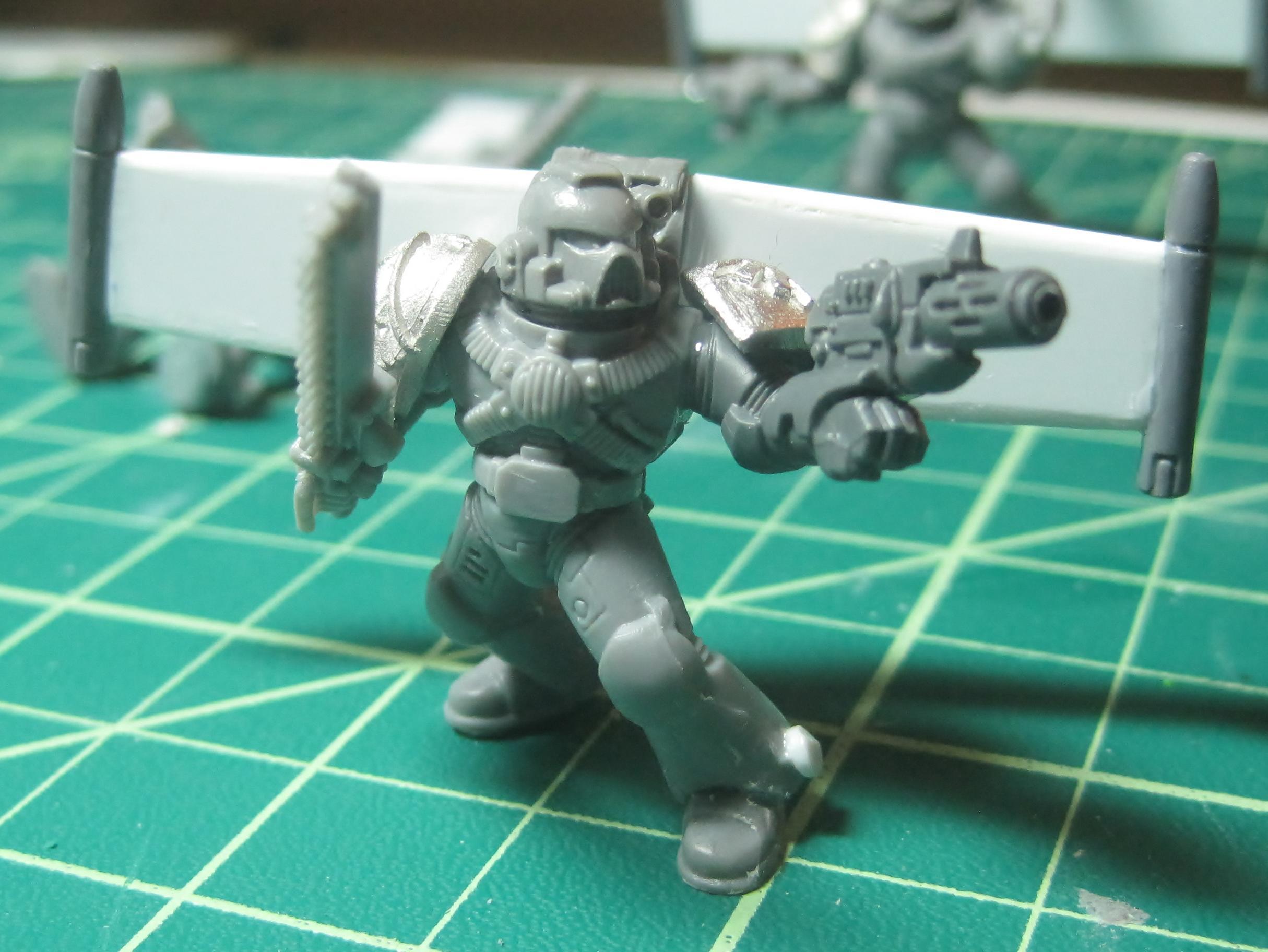 Assault Marine - Infernus Pistol