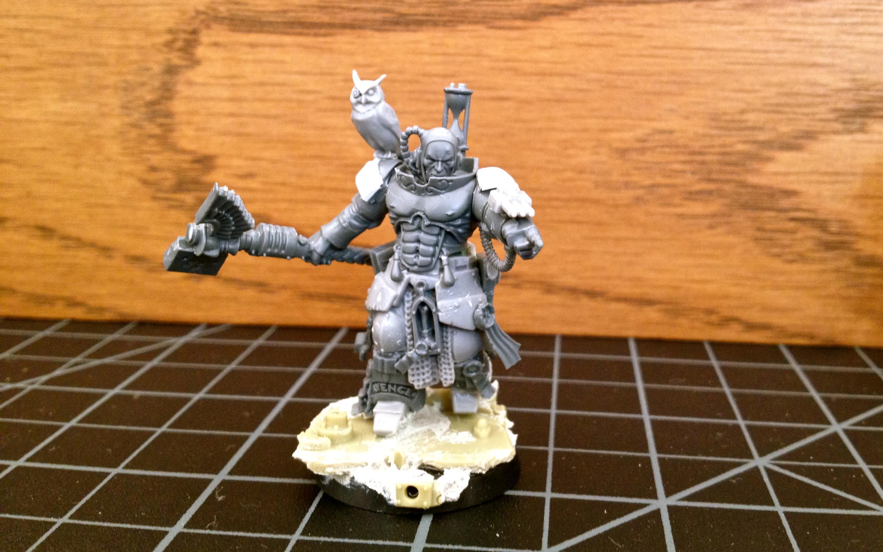 =][=munda, Daemonhunters, Grey Knights, Inquisitor, Legion
