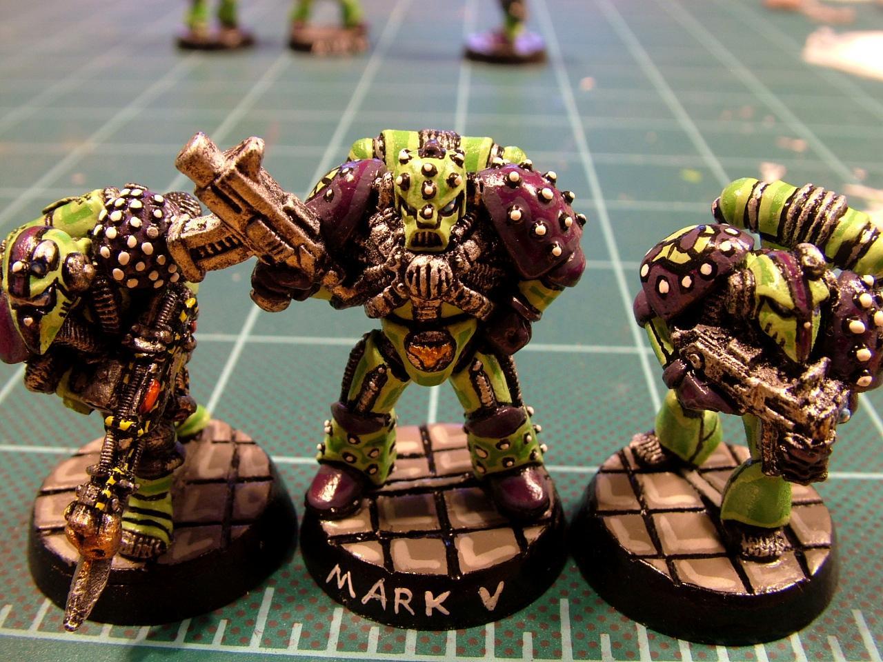 Green Scorpians, Green Scorpions, Rogue Trader, Space Marines