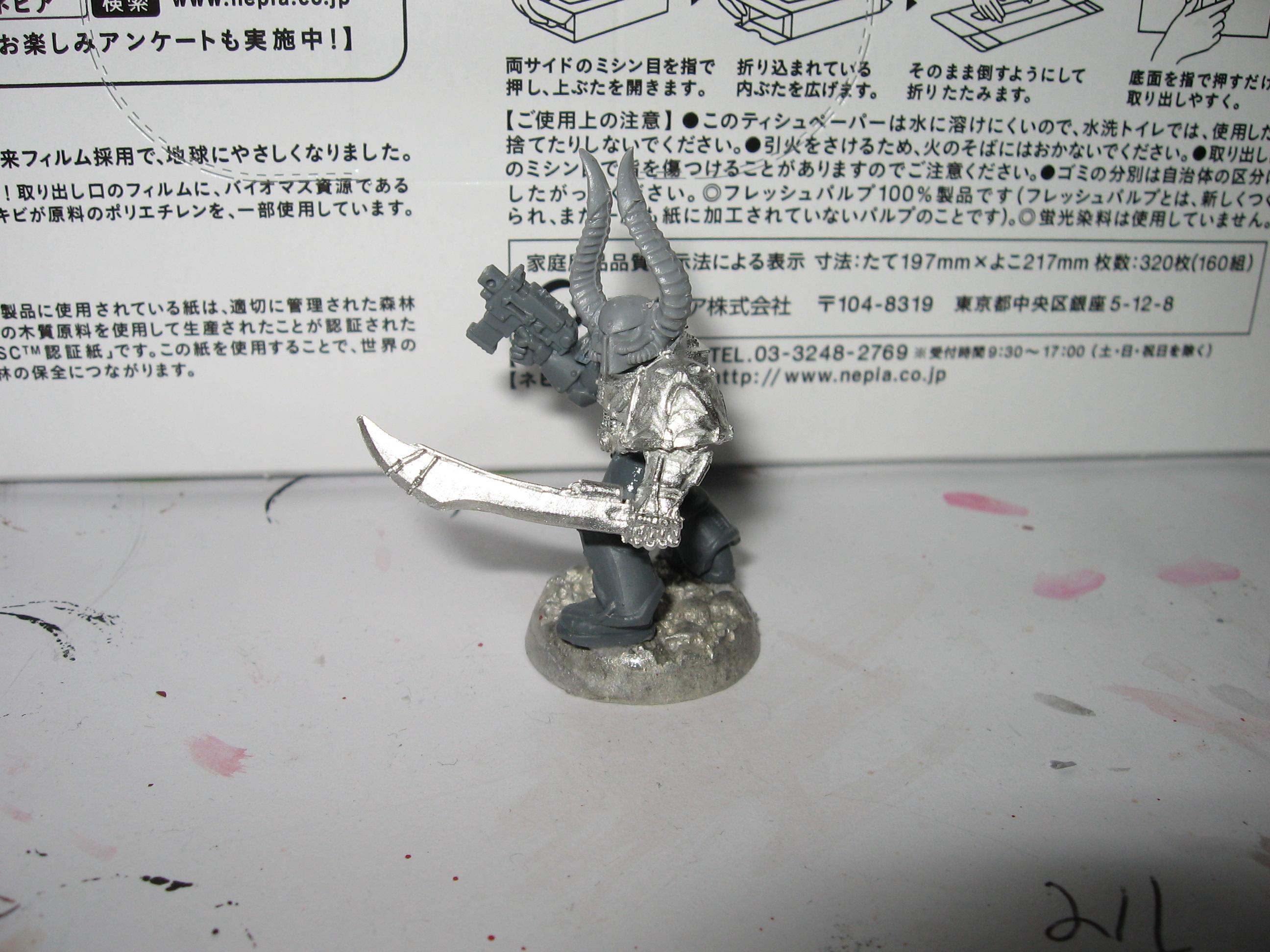 Chaos Lord WIP 4