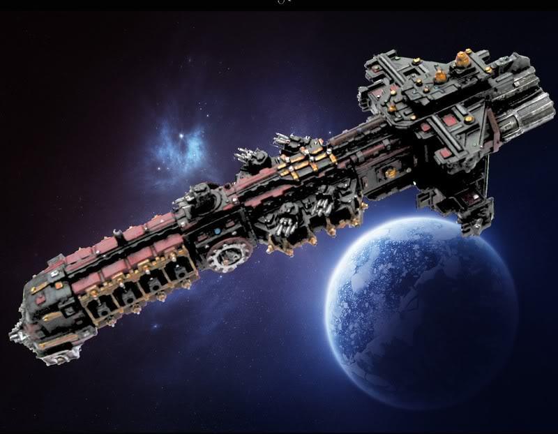 Battlefleet, Battlefleet Gothic, Crusier, Gothic, Imperial, Orbit