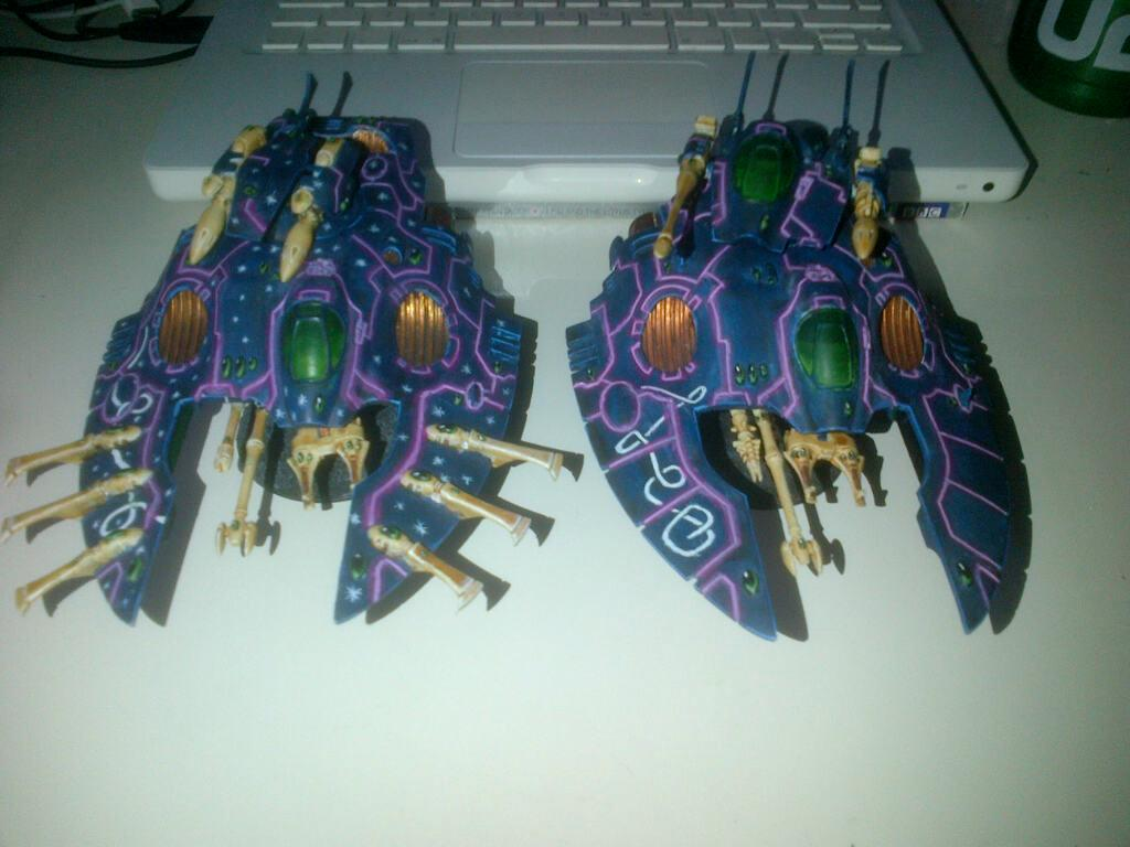 Wave Serpent and Falcon