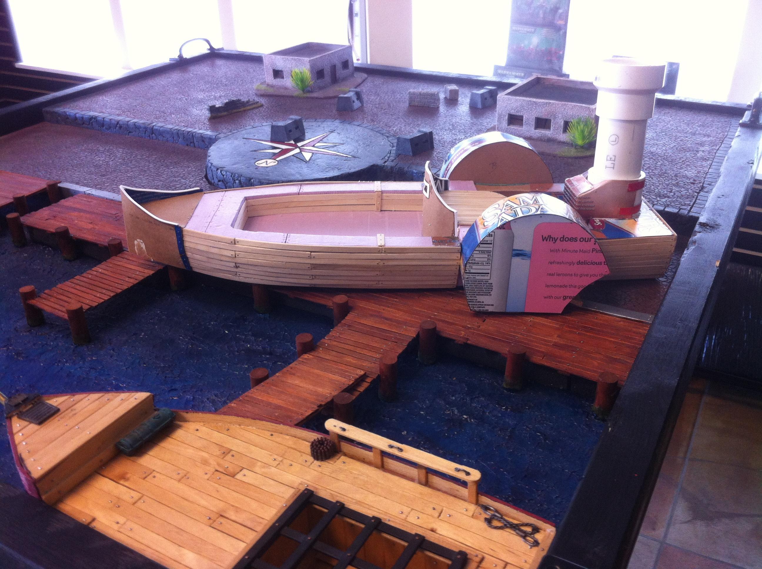 Boats, Jetty, Port, Sea, Ships, Terrain