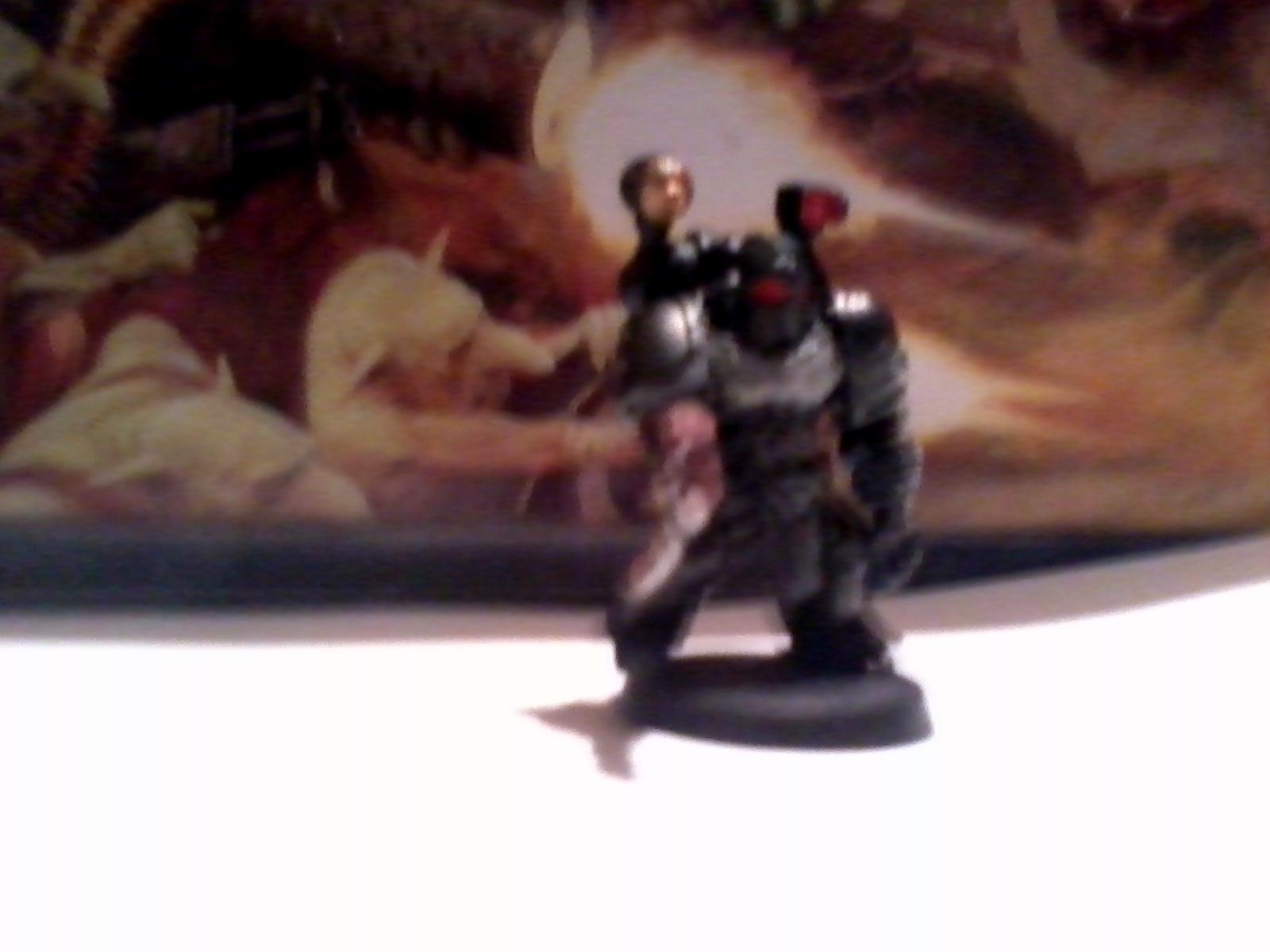 Command Squad, Night Angels, Space Marines
