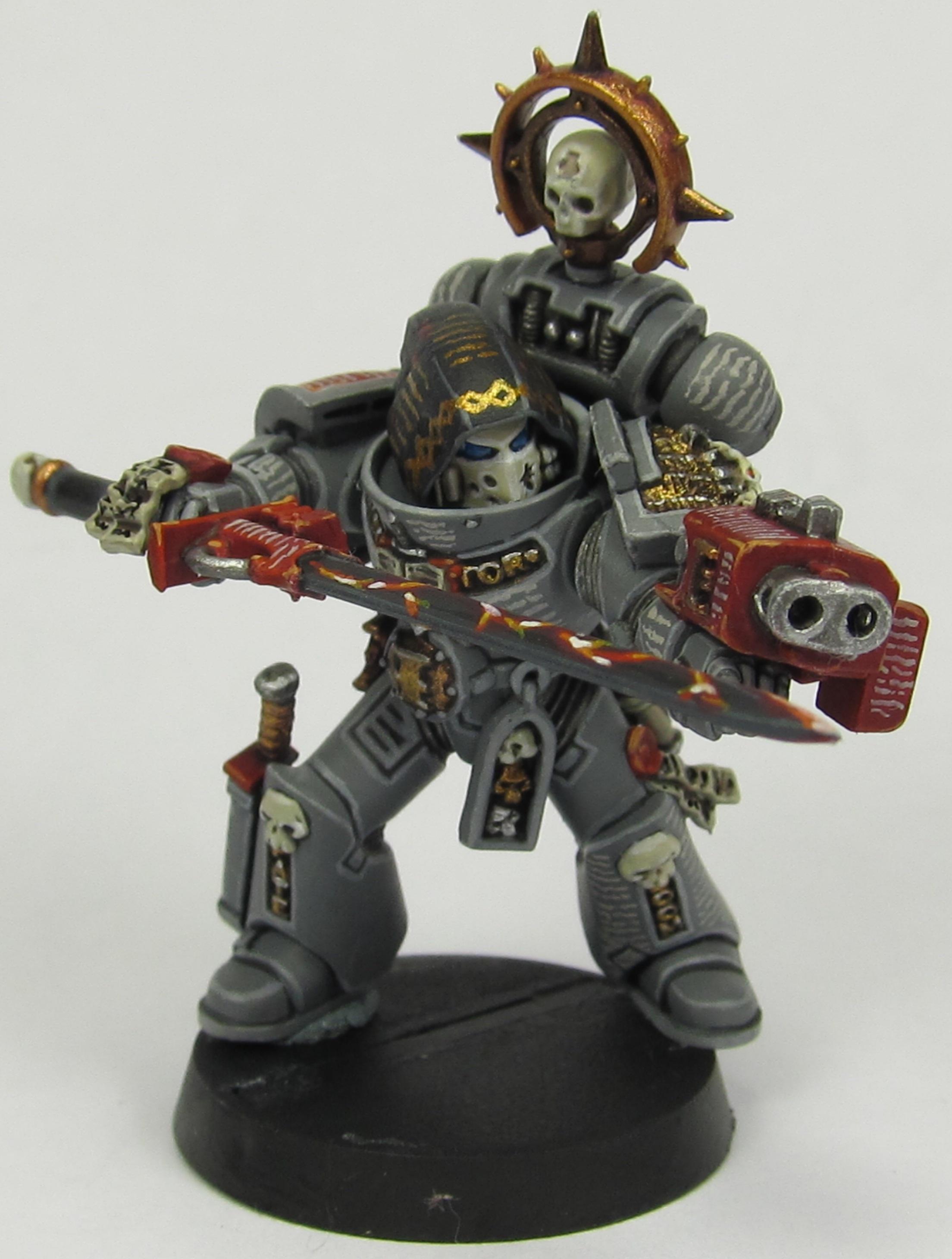 Warhammer 40 K, Ice GMS Front