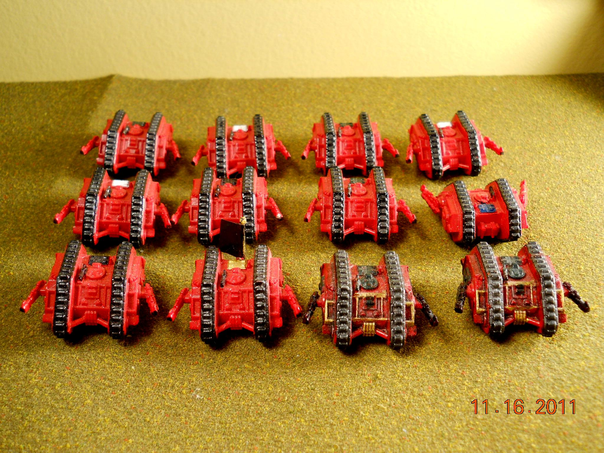 Epic, Red Land Raiders