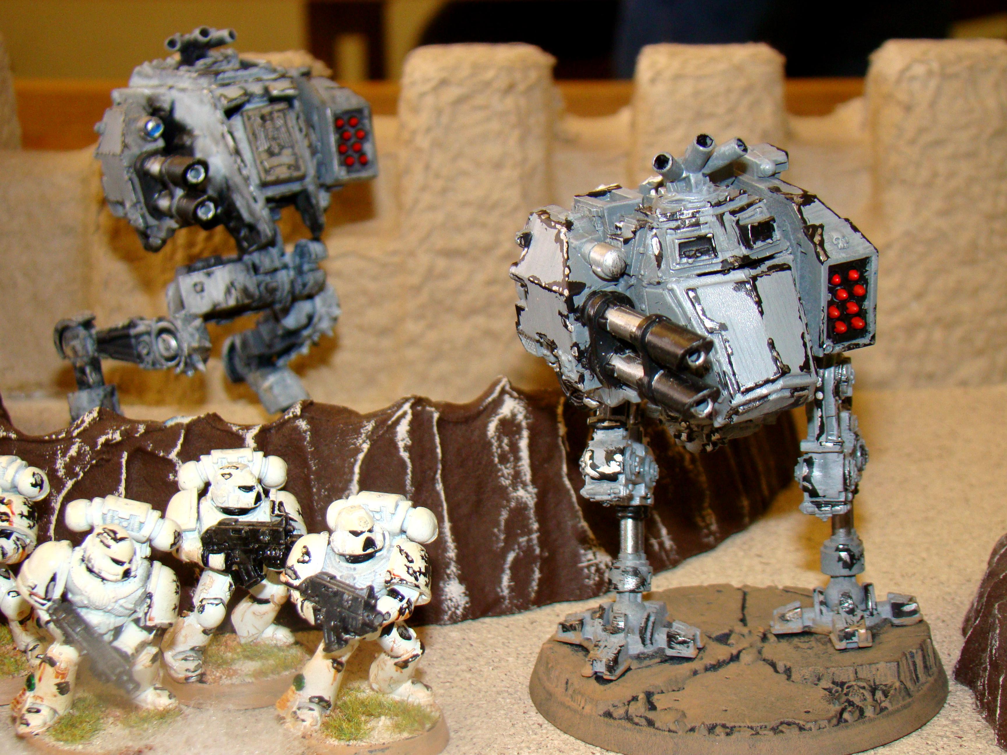At-st, Sentinel, Space Marines, Star Wars, Storm Troopers