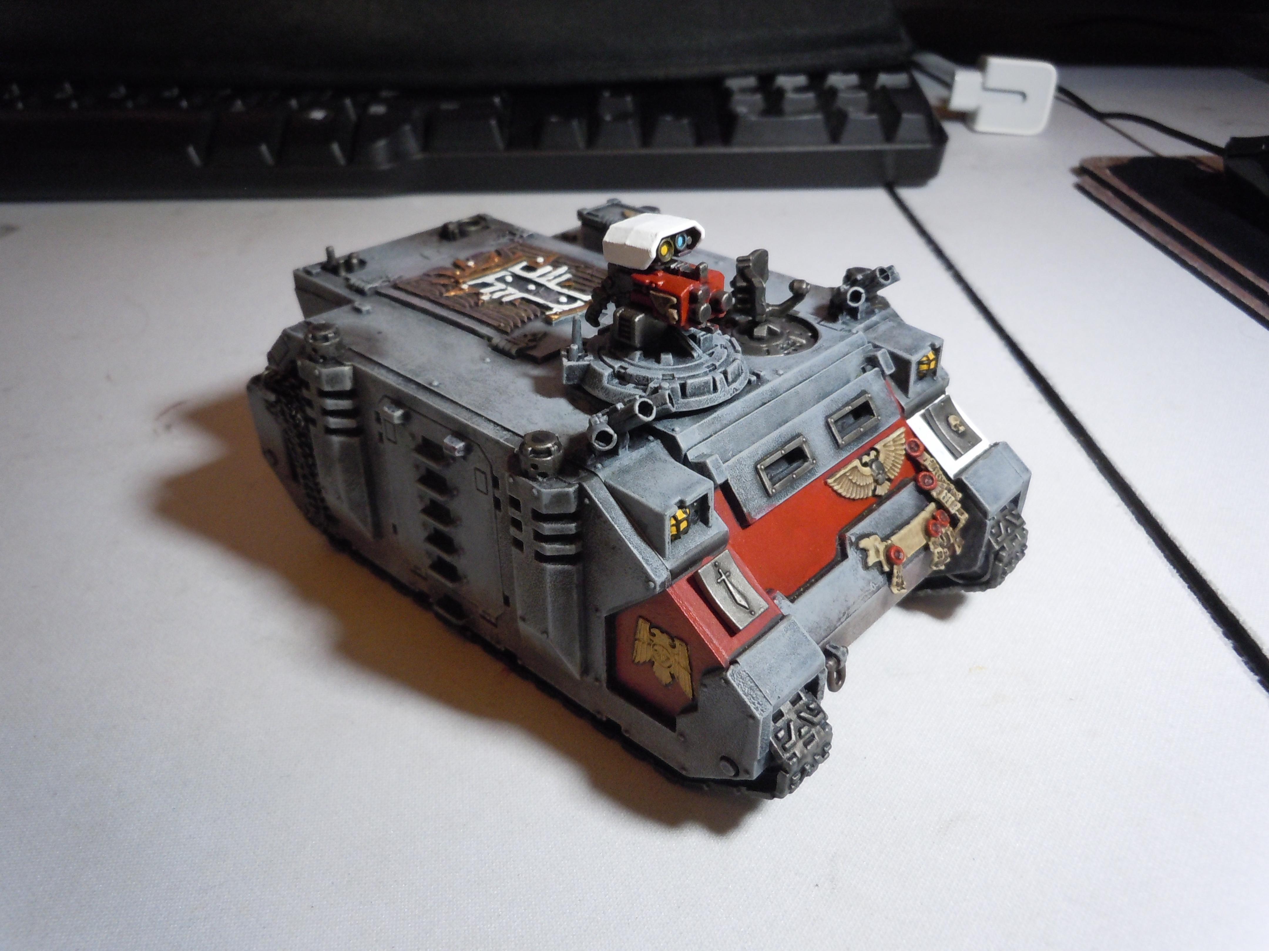 Forge World, Grey Knights, Rhino