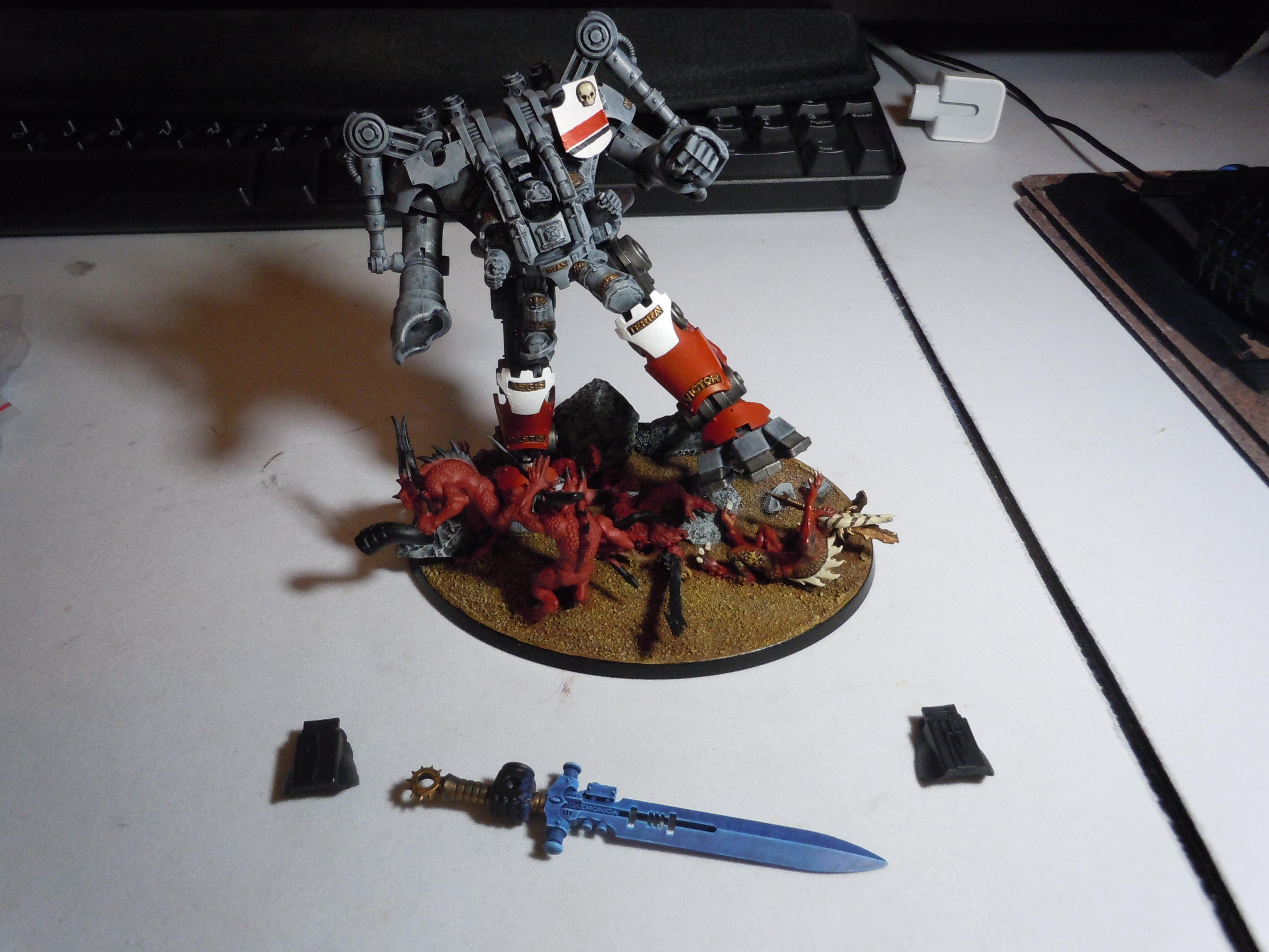 Dreadknight, Grey Knights