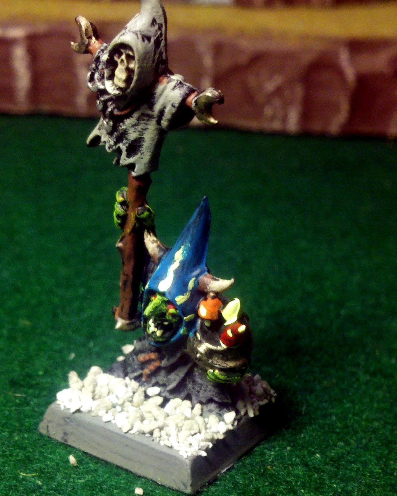 Night Goblins, Shaman, Warhamme