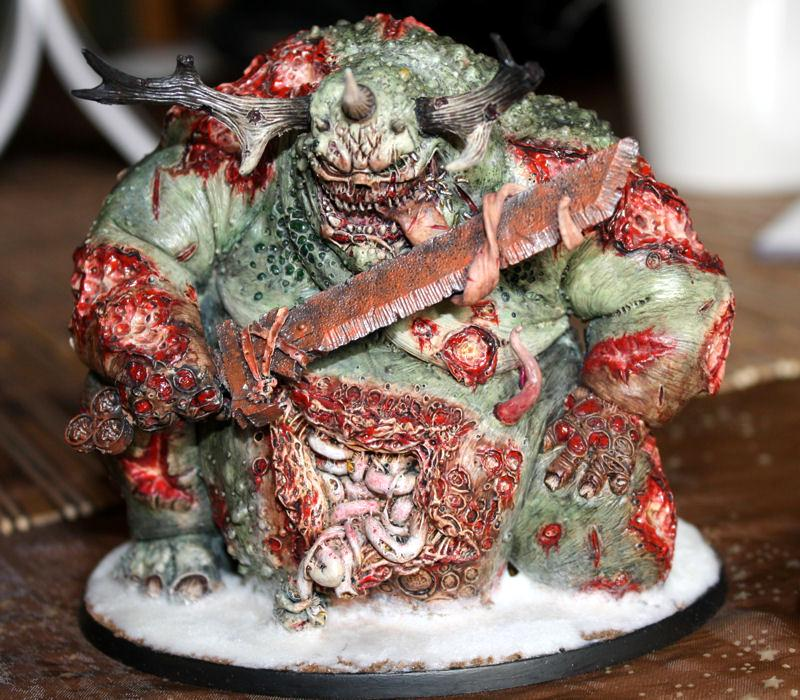 Apocalypse, Chaos, Daemons, Death Guard, Forge World, Great Unclean One, Nurgle, Warhammer 40,000
