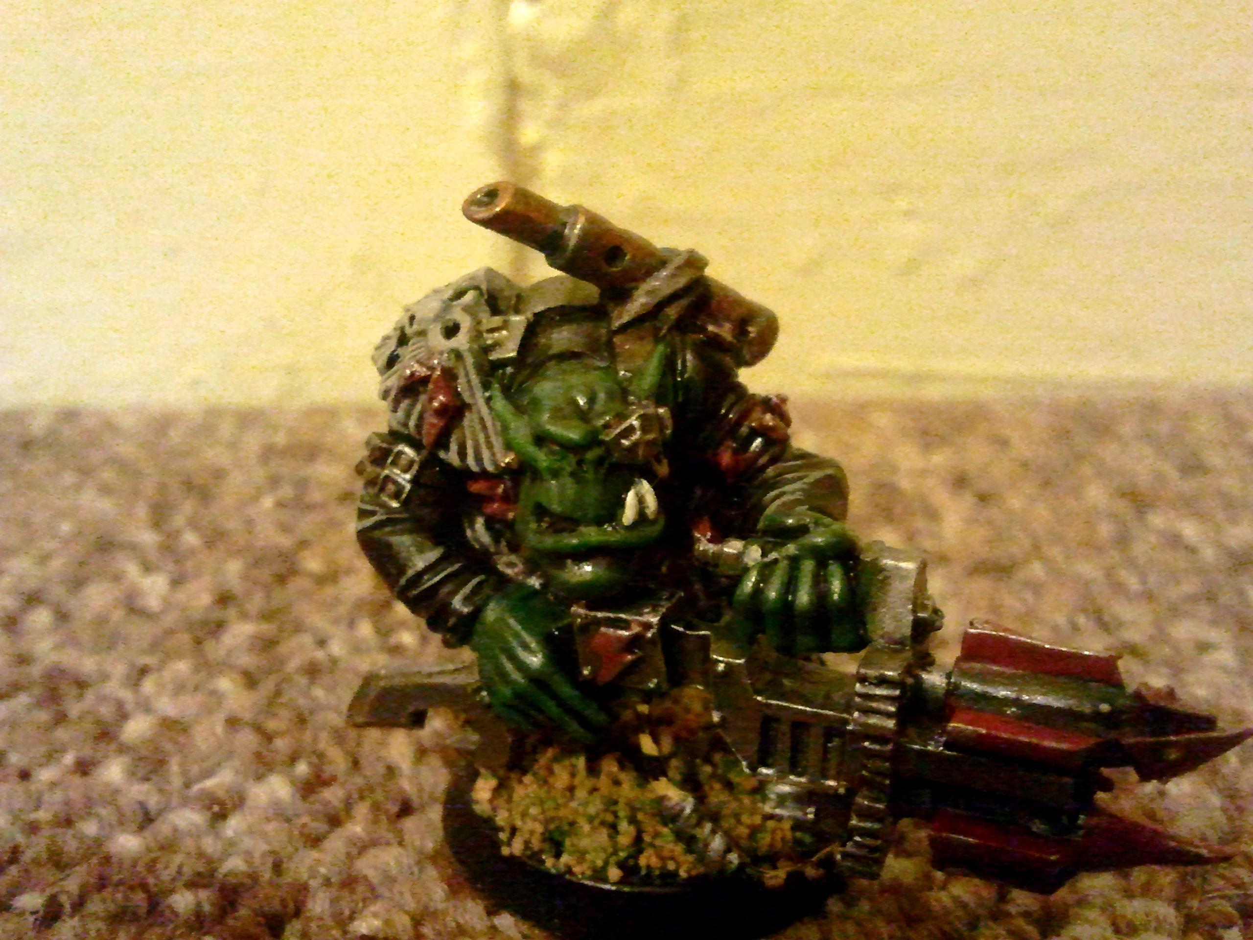 Orks, Space Ork, Tankbustas, Warhammer 40,000