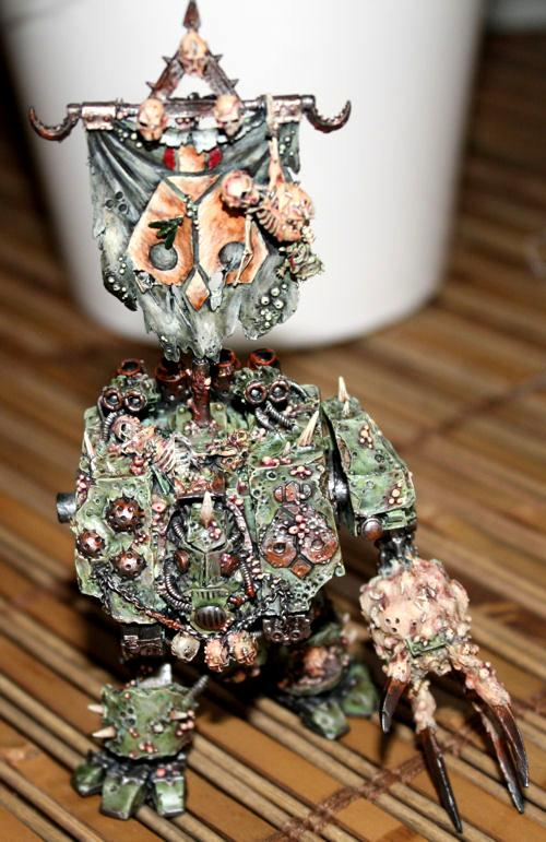 Chaos, Death Guard, Dreadnought, Forge World, Nurgle, Space Marines, Warhammer 40,000