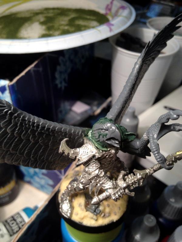 Avatar, Conversion, Swooping Hawks, Work In Progress
