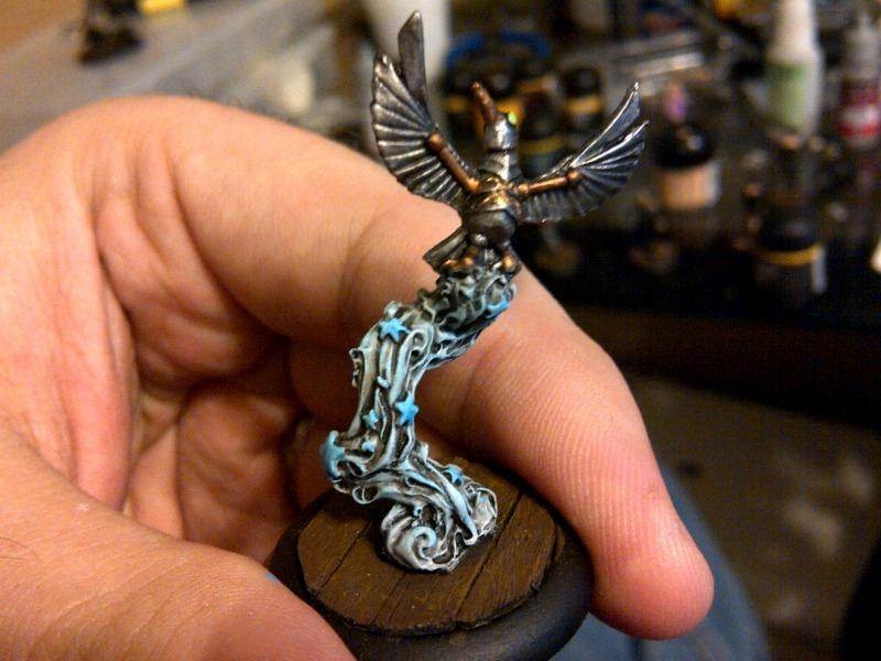 Malifaux, Mechanical Dove, Showgirls