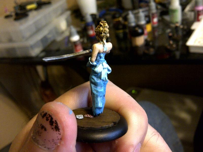 Cassandra, Conversion, Malifaux, Showgirls