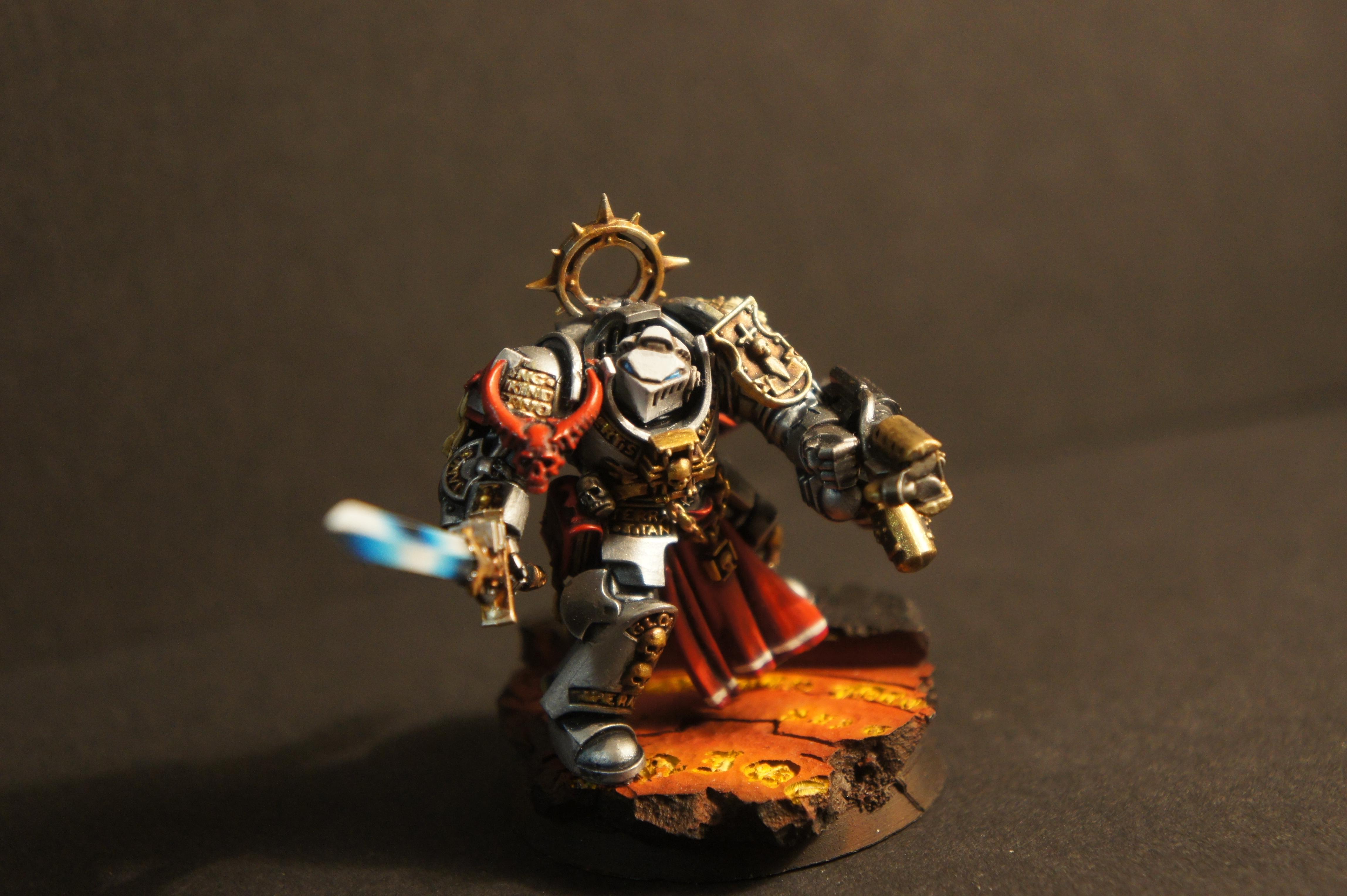 Grandmaster, Grey Knights