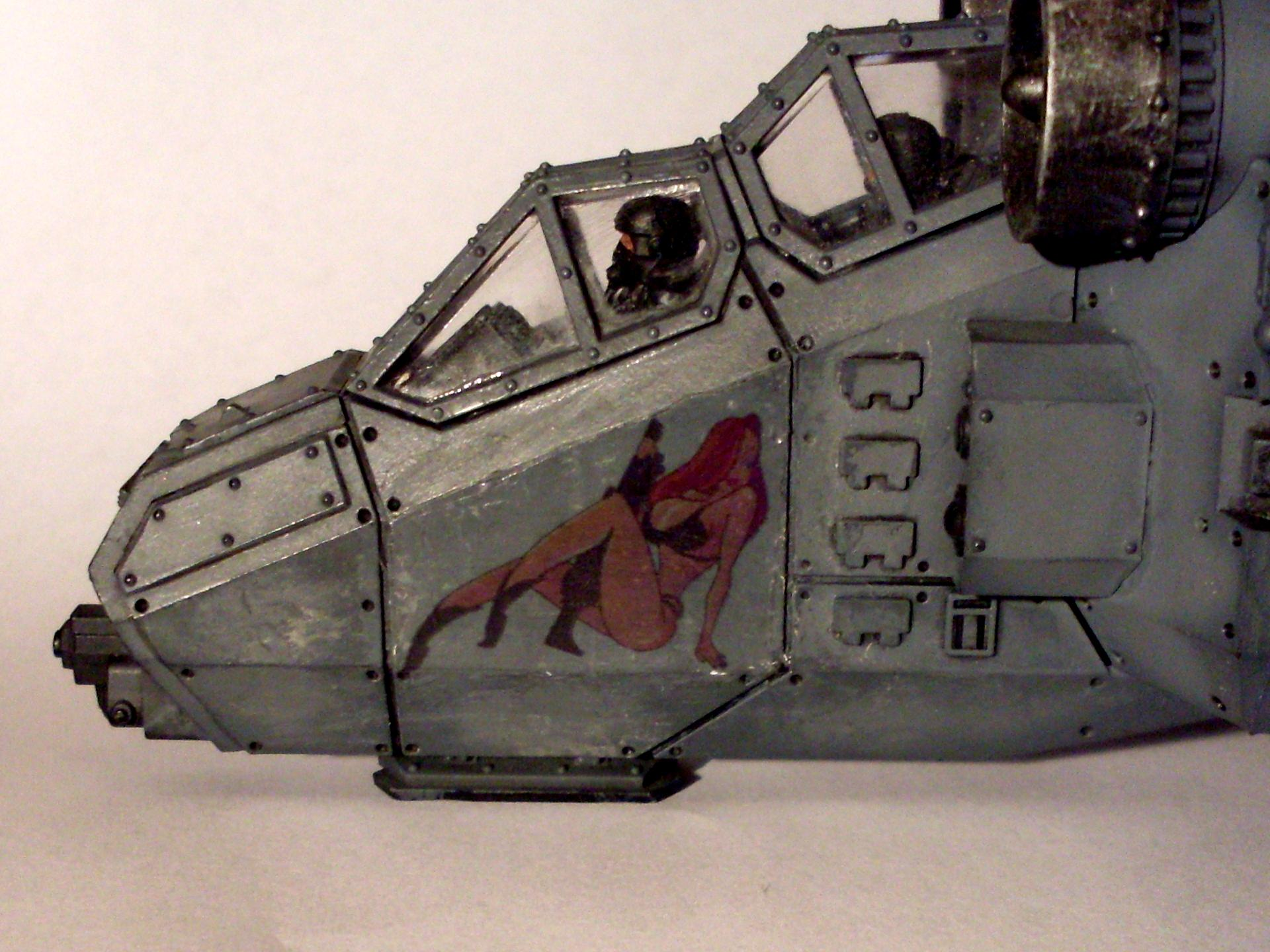 Imperial, Nose Art, Valkyrie