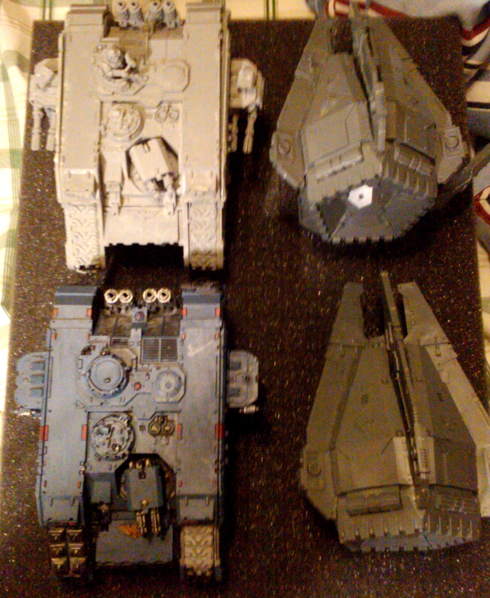 Battle Foam, Battlefoam, Conversion, Hobby, Kill Team, Scenario, Space Marines, Space Wolves, Sw