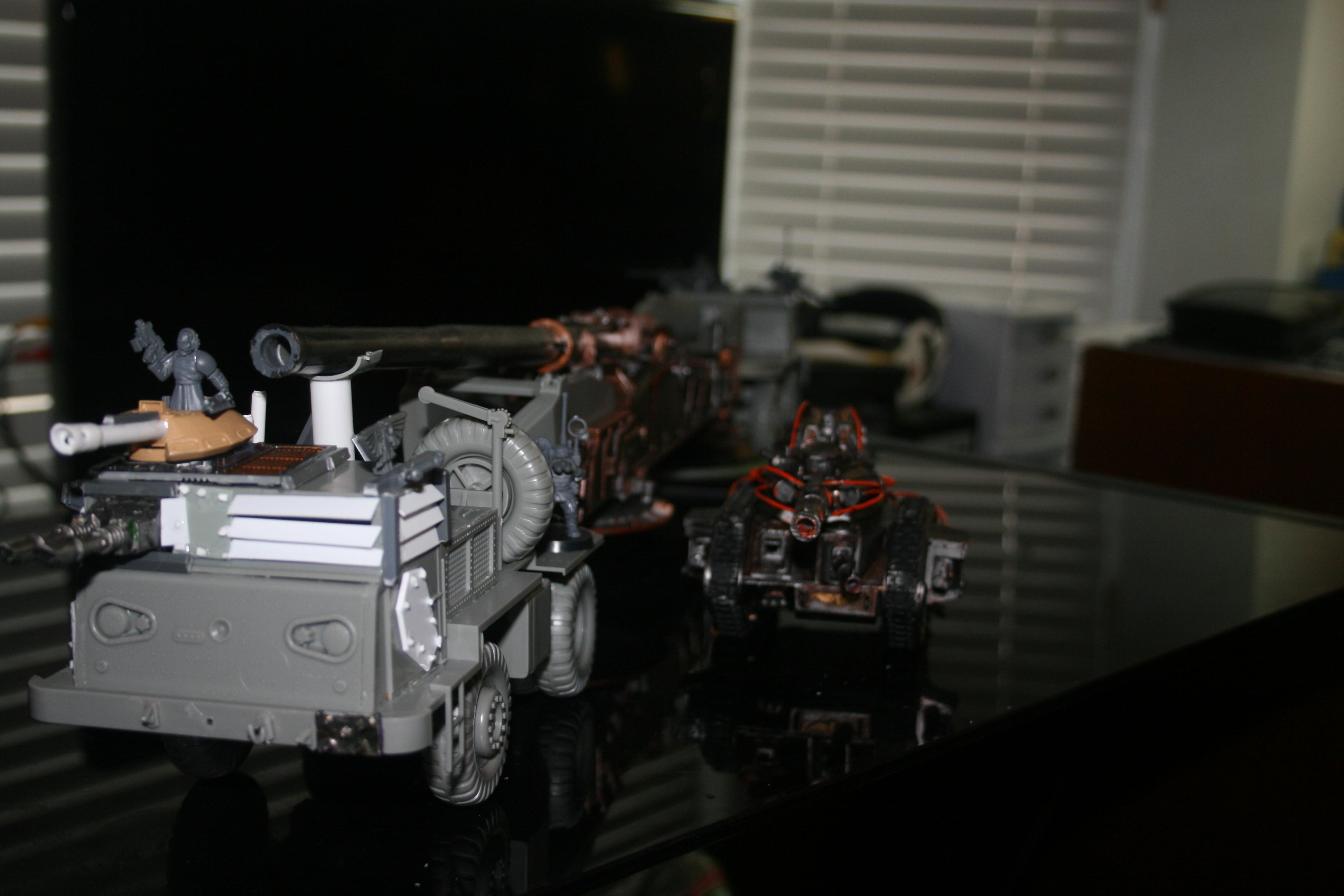 Apocalypse, Atomic Cannon, Imperial Guard