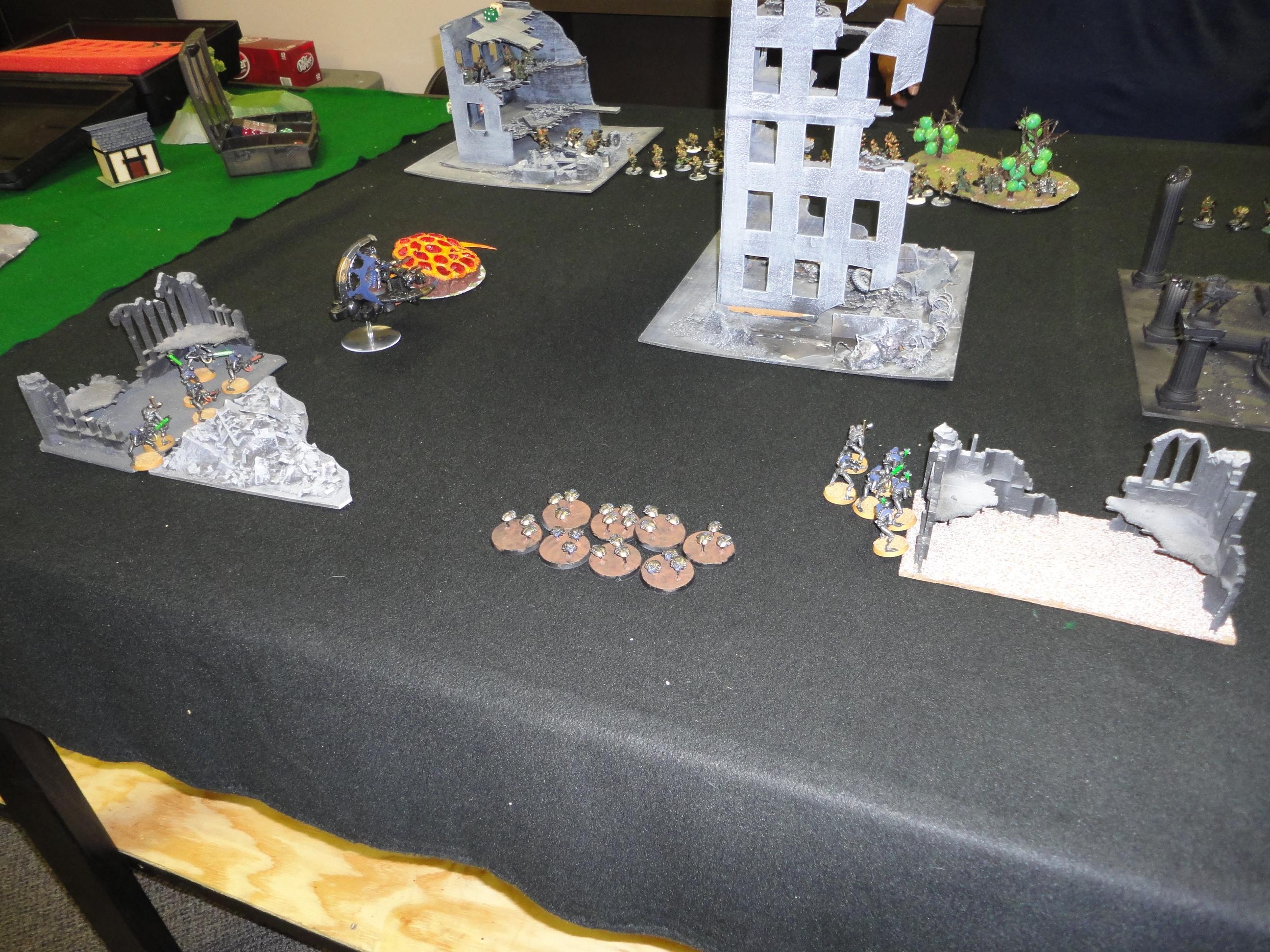 Battle Report, Movement N1