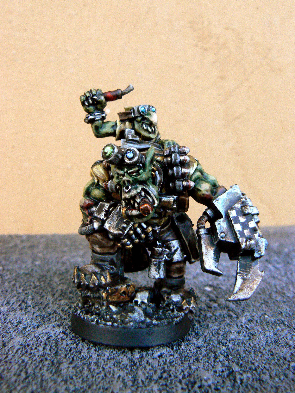 Kommando, Nob, Orks, nob kommando