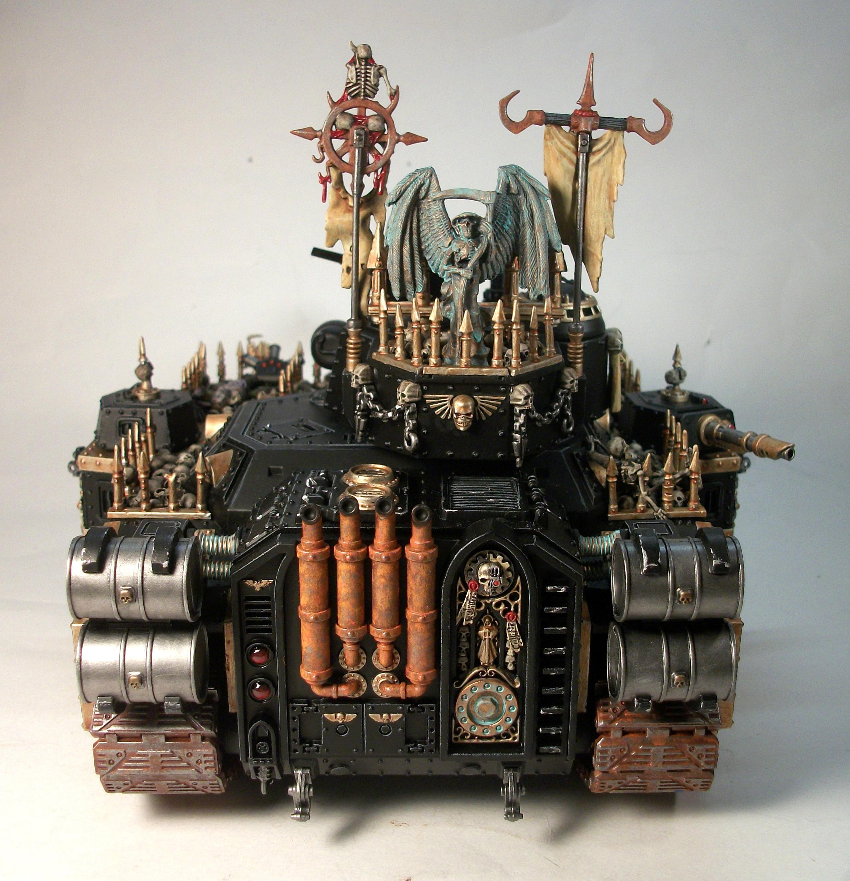 Armored Company, Baneblade, Chaos, Mortis Legion, Renegades
