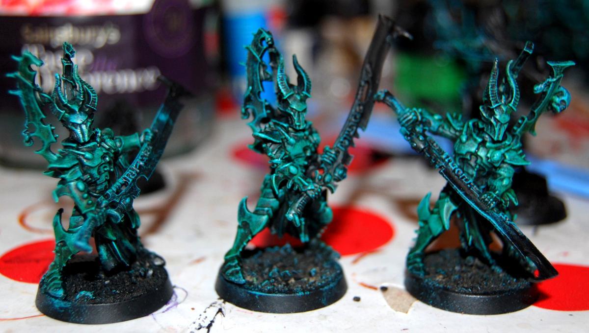 Dark Eldar, De, Eldar, Incubi, Warhammer 40,000