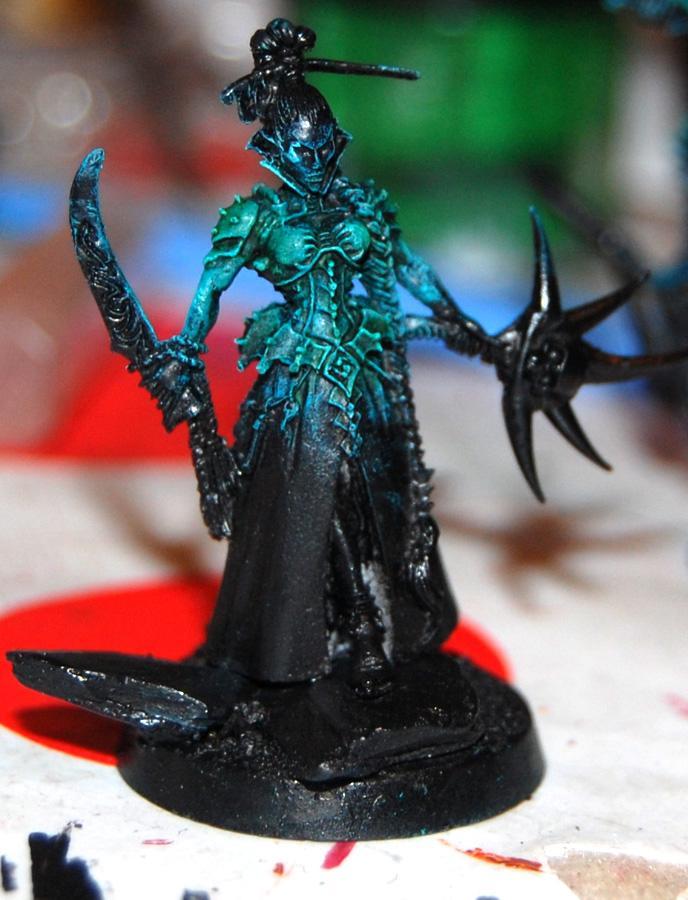 Dark Eldar, De, Eldar, Lady Malys, Malys, Warhammer 40,000