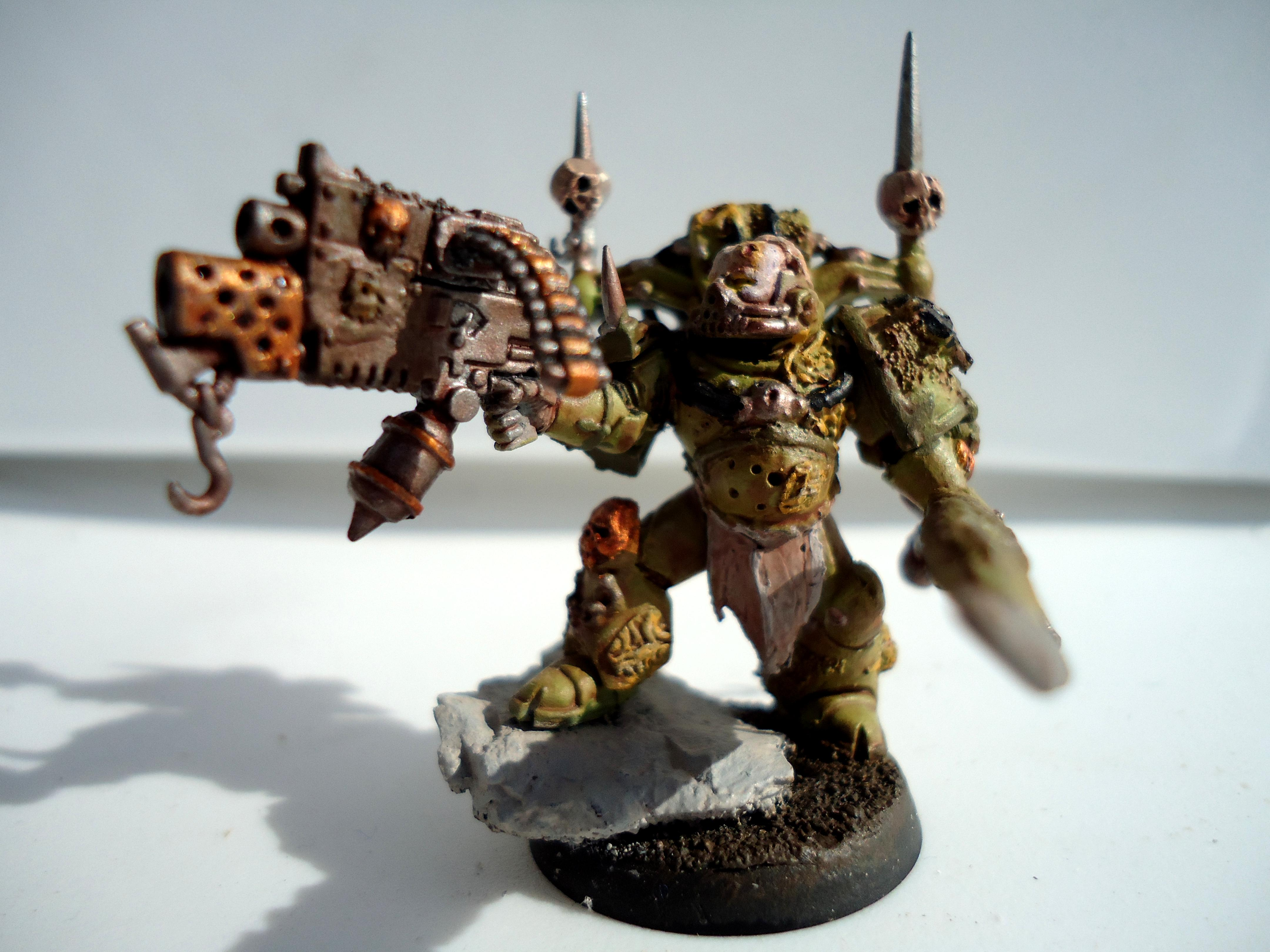 Death Guard, Nurgle