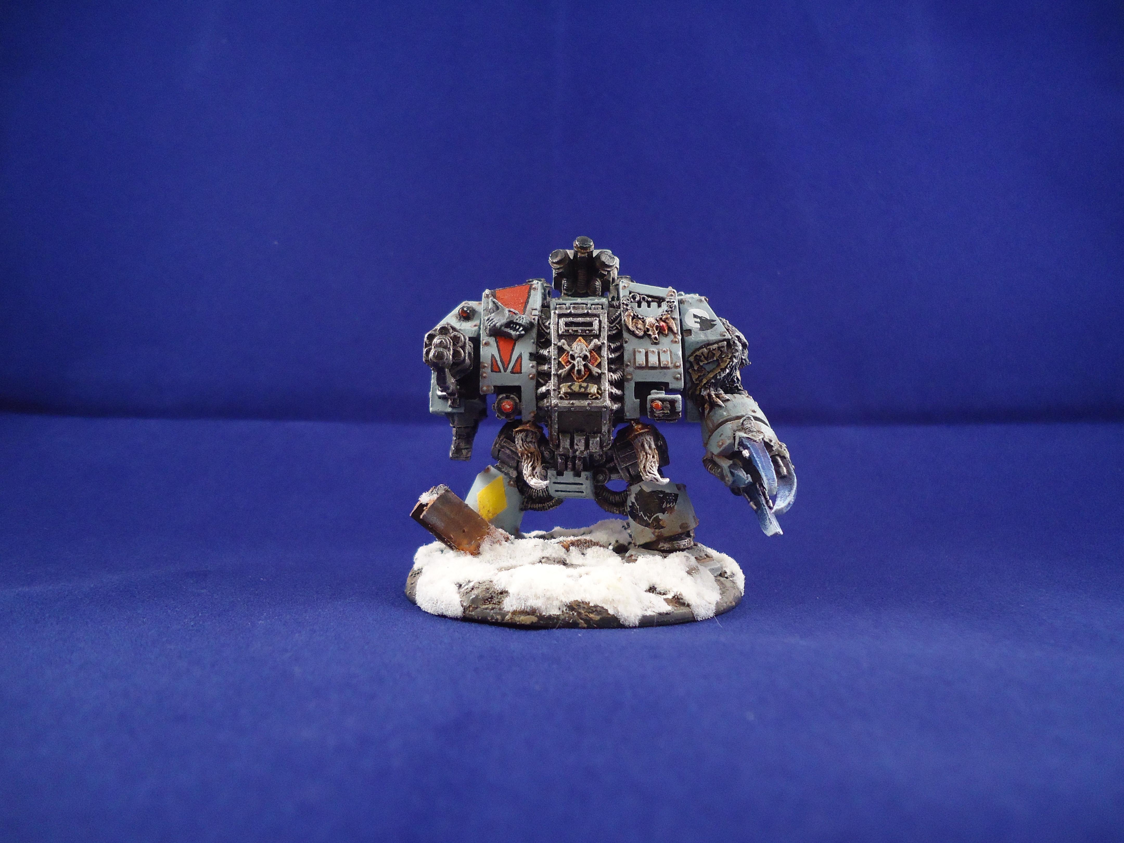 Bjorn, Dreadnought, Space Wolves