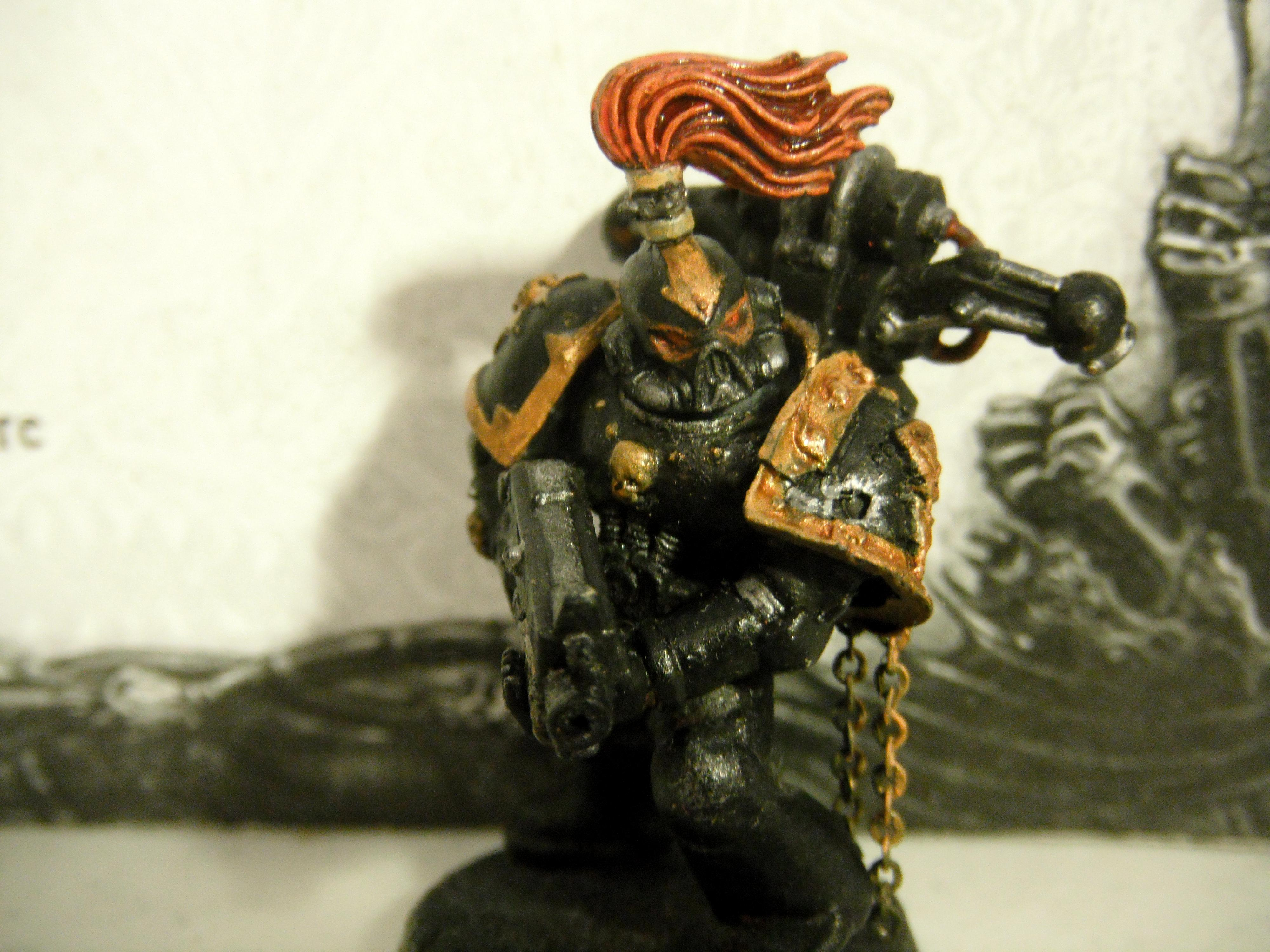 Black Legion, Chaos, Chaos Space Marines