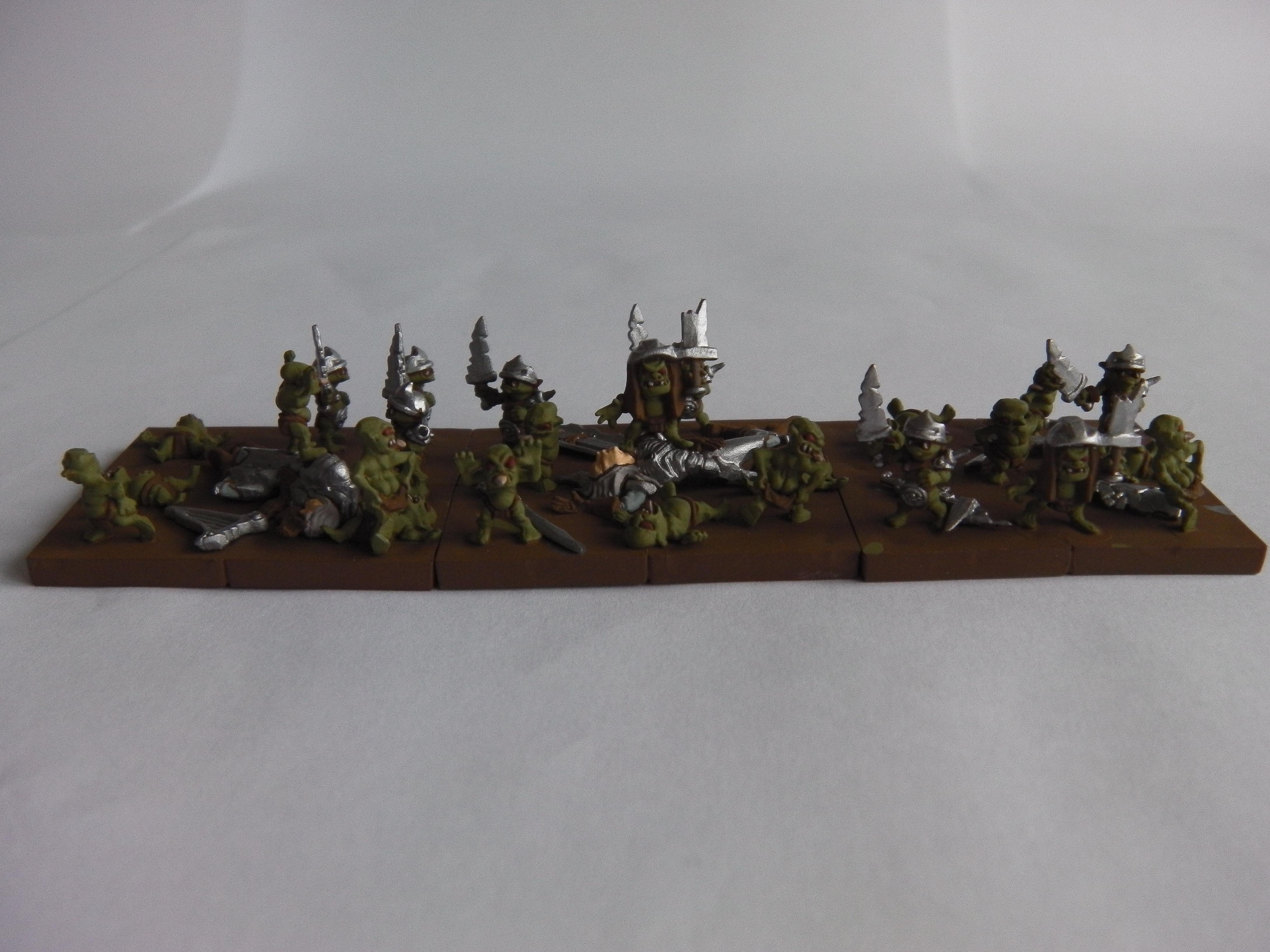 Kings Of War, Mantic Games, Orclings, Orcs