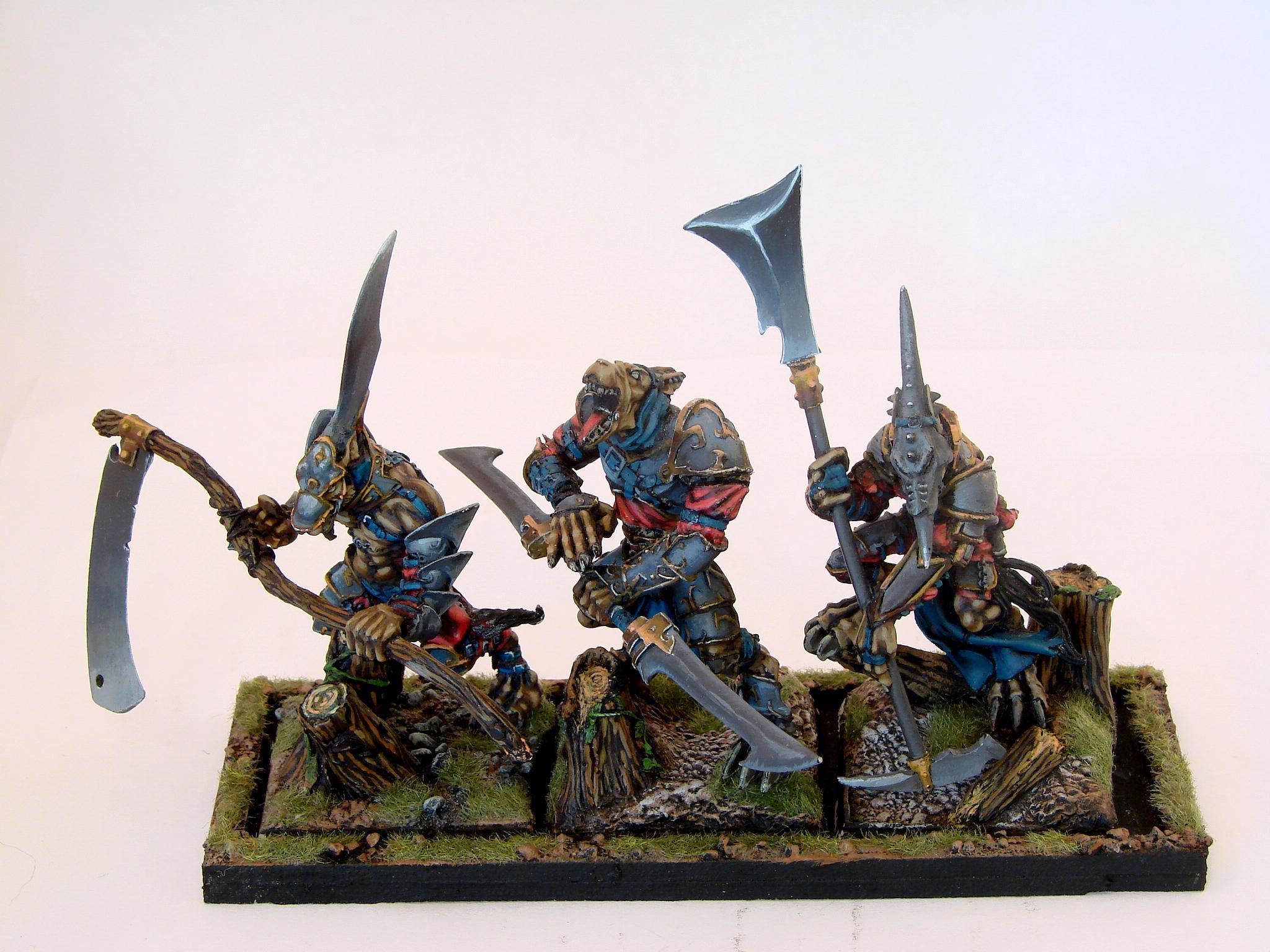 Ironguts, Non-Metallic Metal, Ogre Kingdoms, Rackham, Razormage