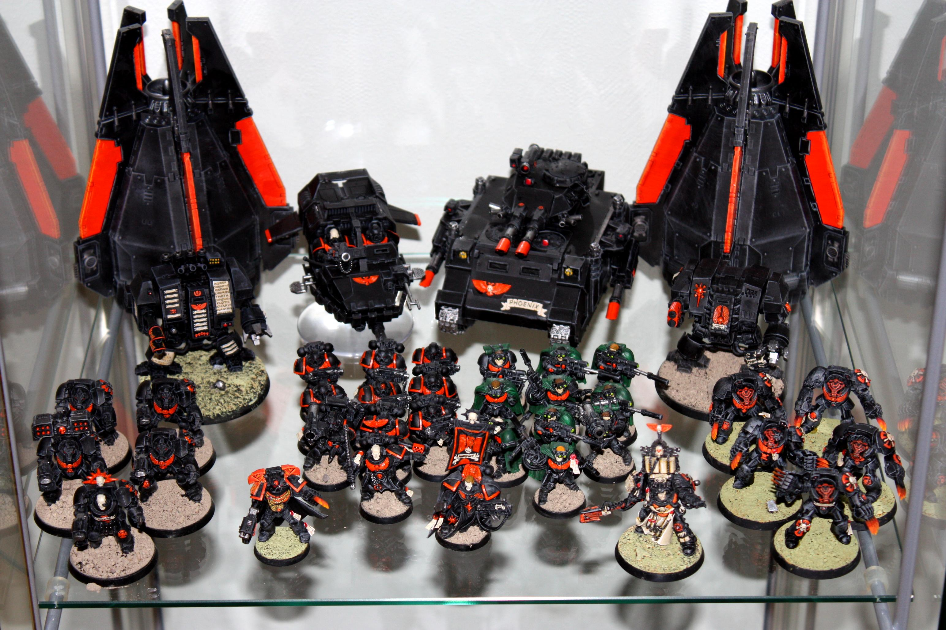 Armies, Army, Chapter, Parade, Phoenix, Space Marines, Warhammer 40,000, Warhammer Fantasy
